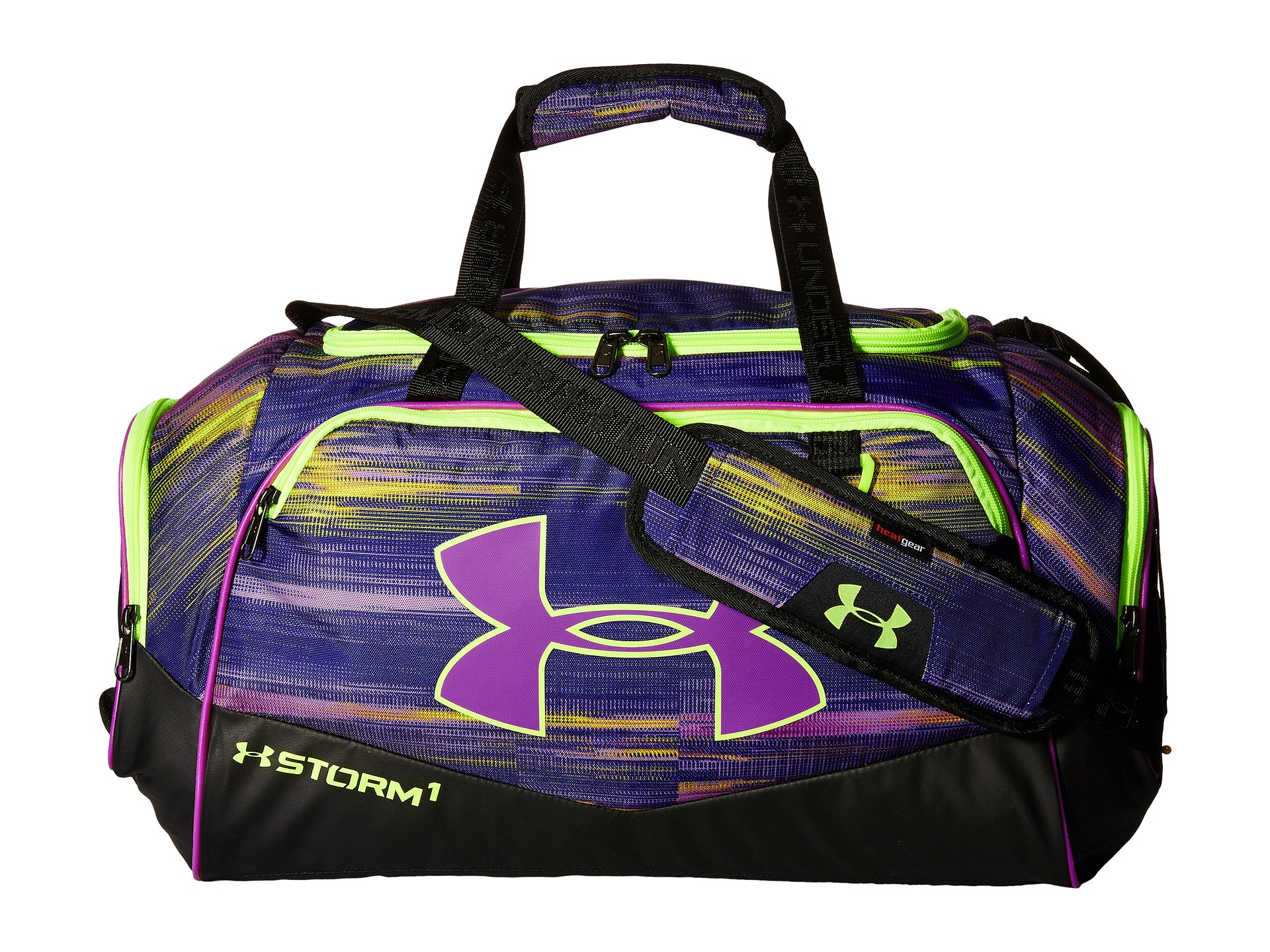 Lyst - Under Armour Ua Undeniable Small Duffel Ii in Black for Men 8d8ba70325565