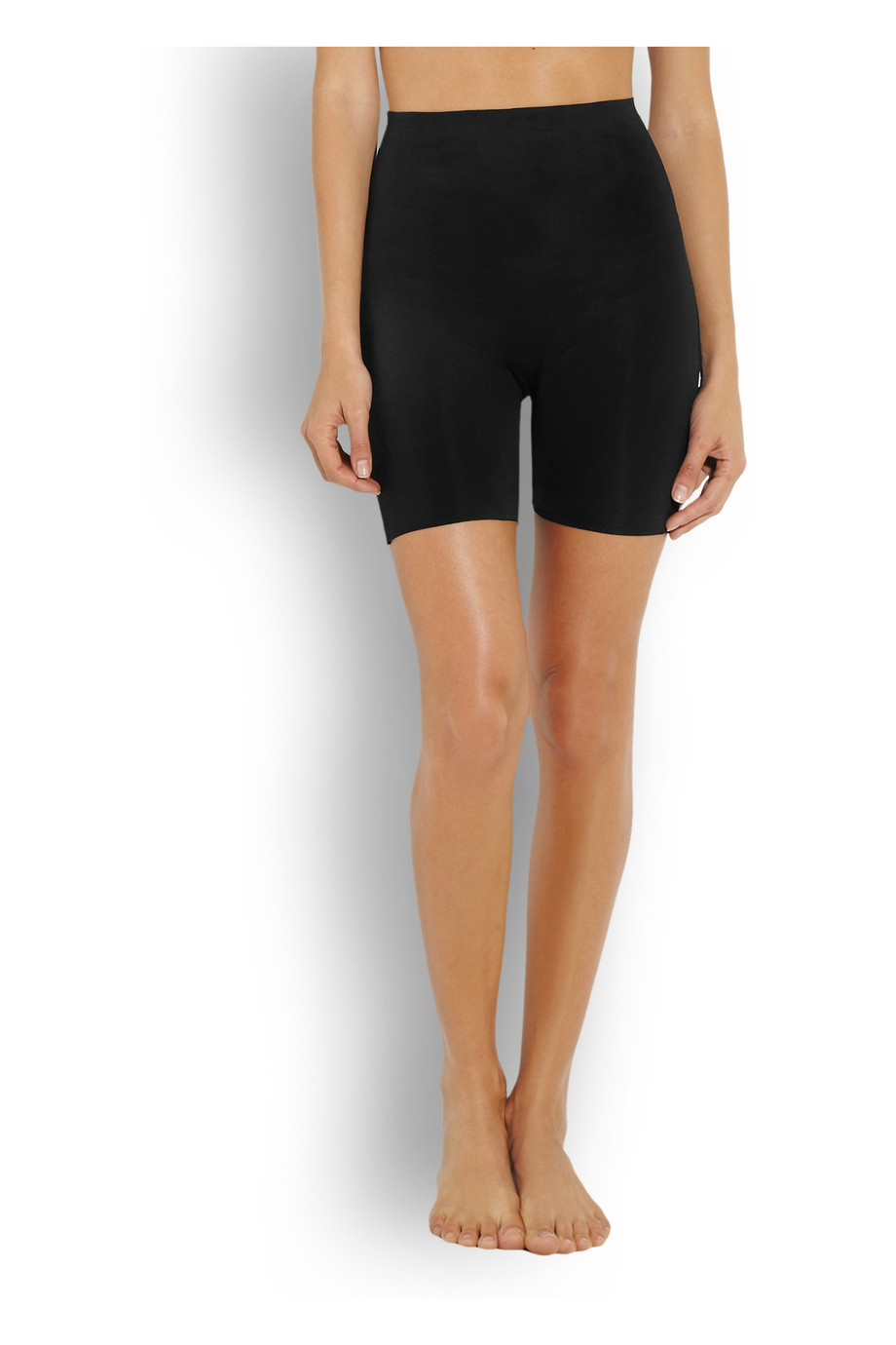 Yummie By Heather Thomson High Waist Shaping Shorts in