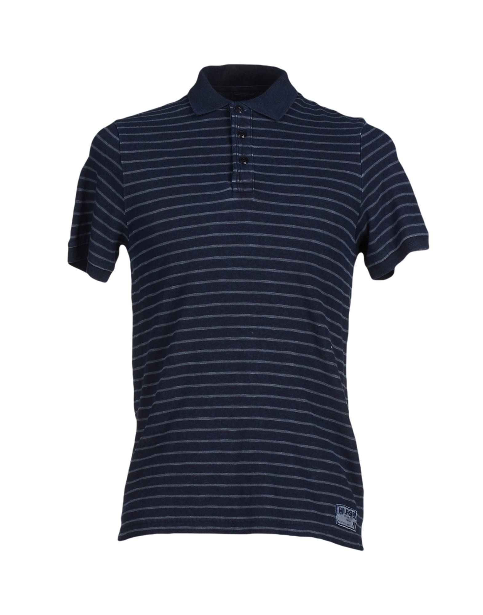lyst tommy hilfiger polo shirt in blue for men. Black Bedroom Furniture Sets. Home Design Ideas