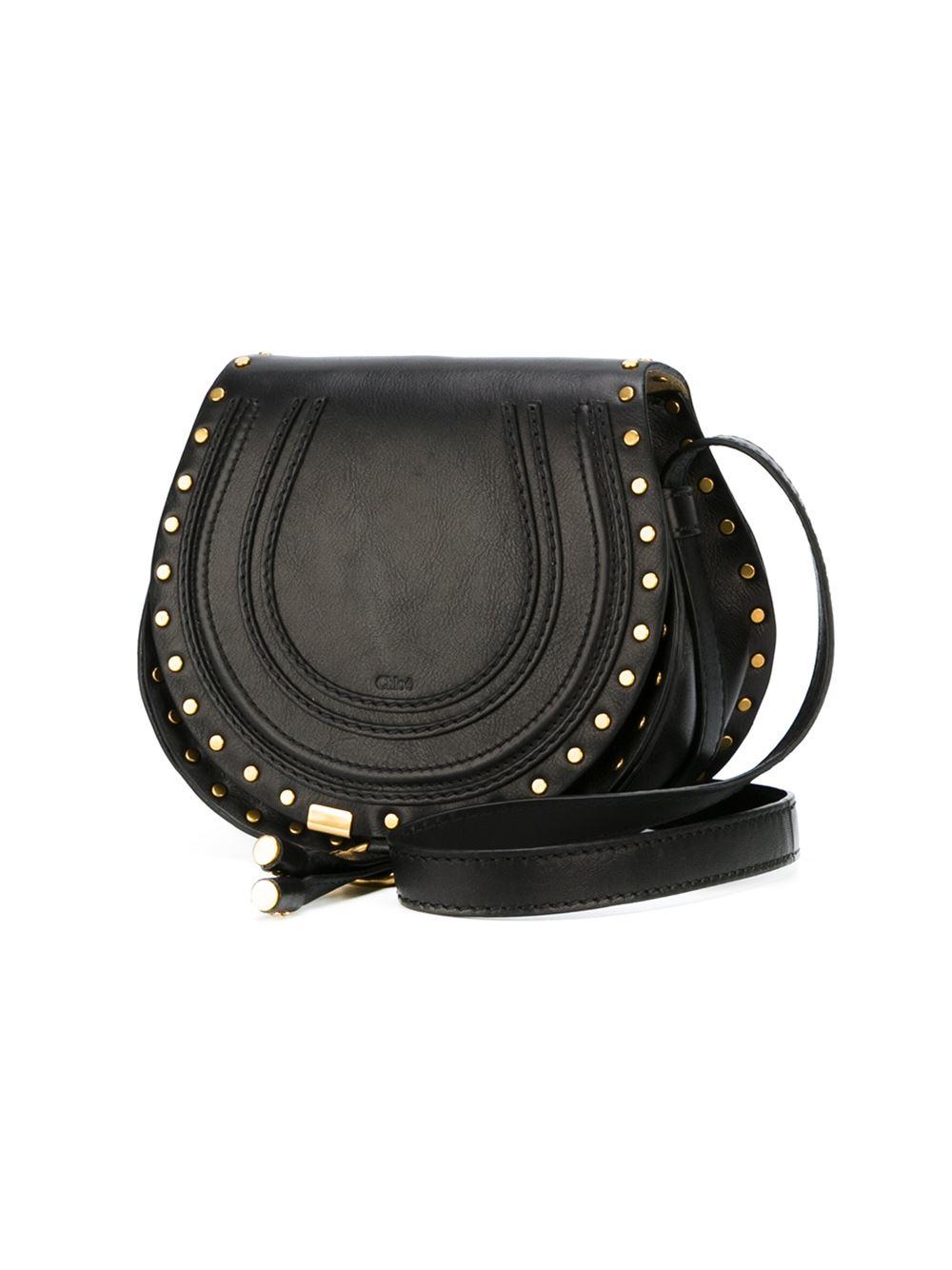 chloe marcie bag replica - Chlo�� \u0026#39;marcie\u0026#39; Crossbody Bag in Black | Lyst