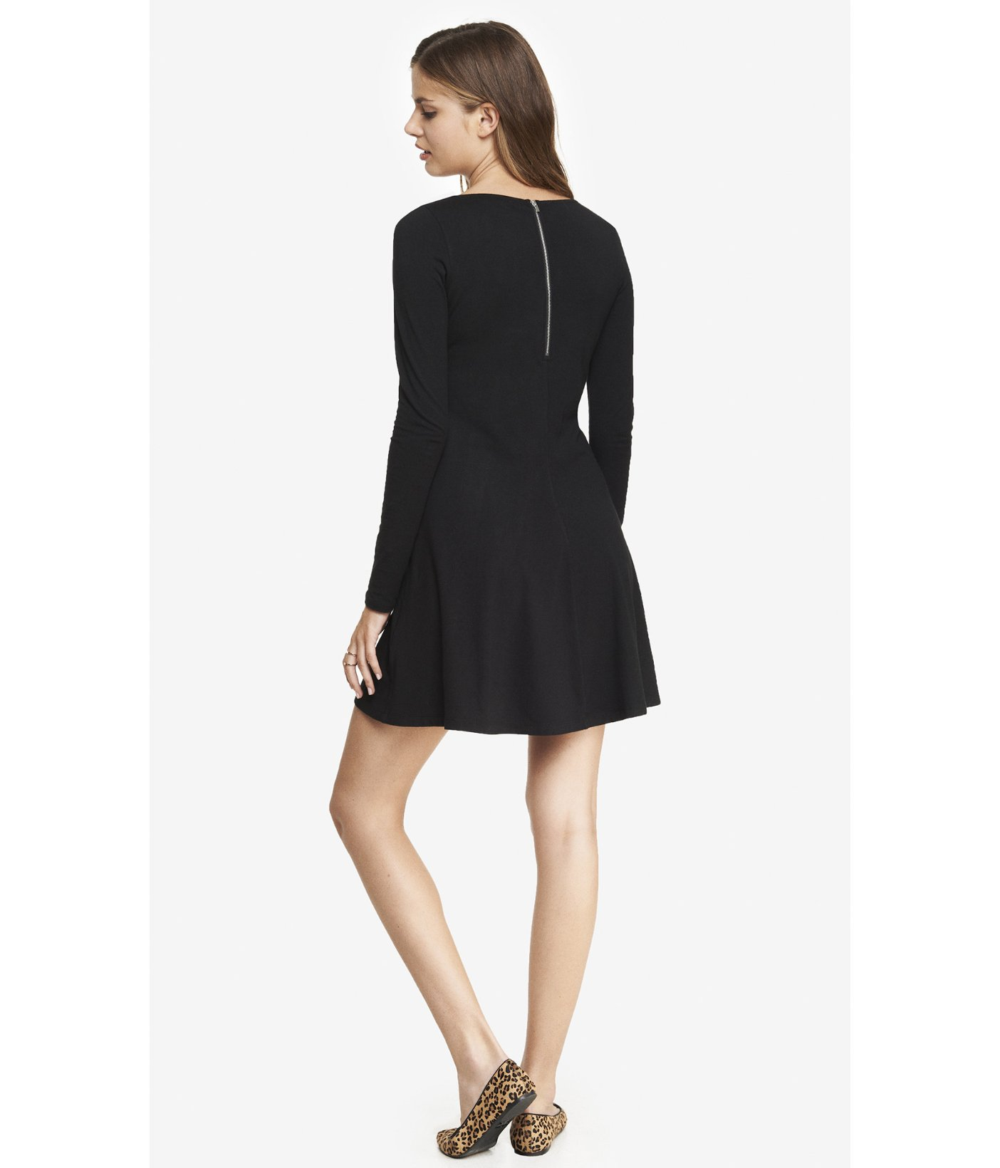 Black Express dress forecast dress in everyday in 2019