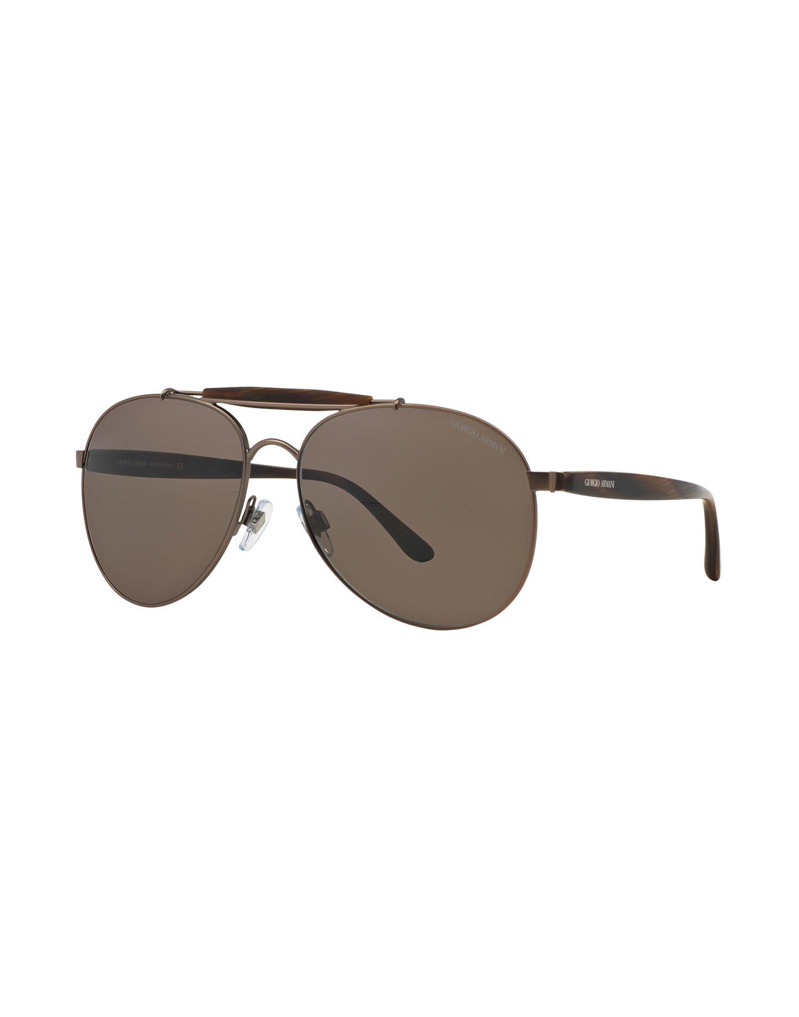 Giorgio Armani Sunglasses in Gold for Men (Bronze)