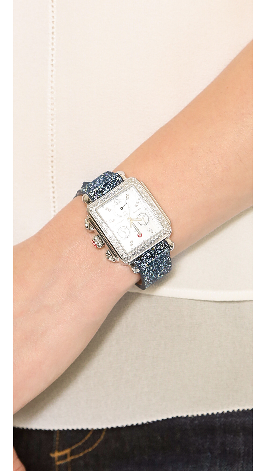 Michele watch bands | Jewelry | Compare Prices at Nextag