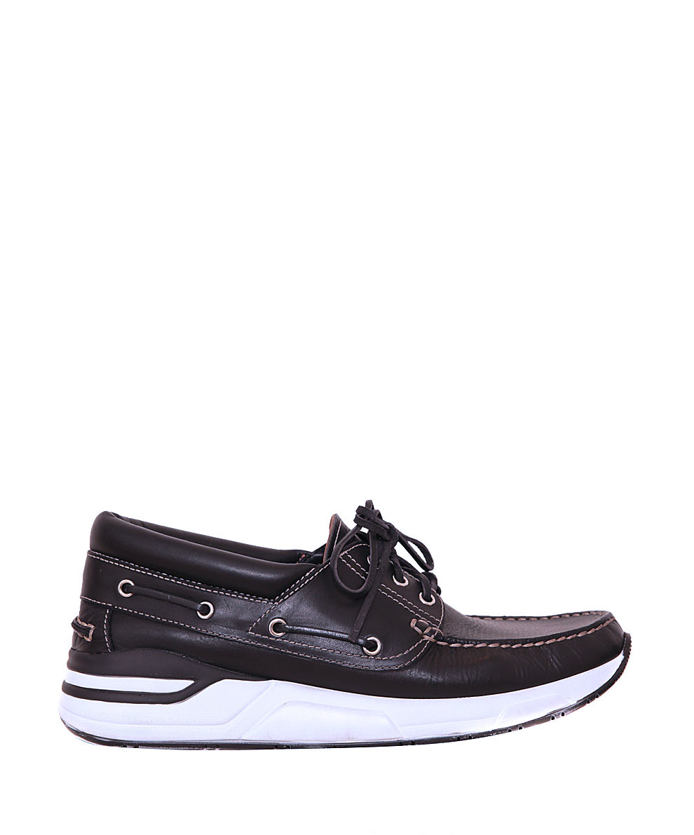 givenchy deck derby leather shoes in black for lyst