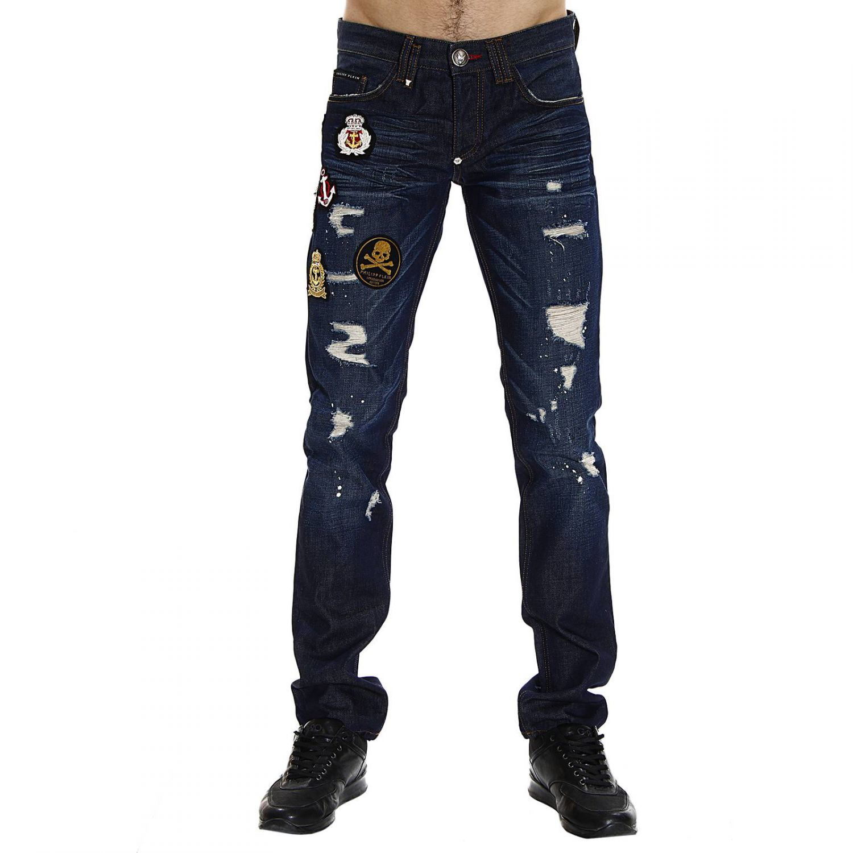 Philipp Plein Jeans Men