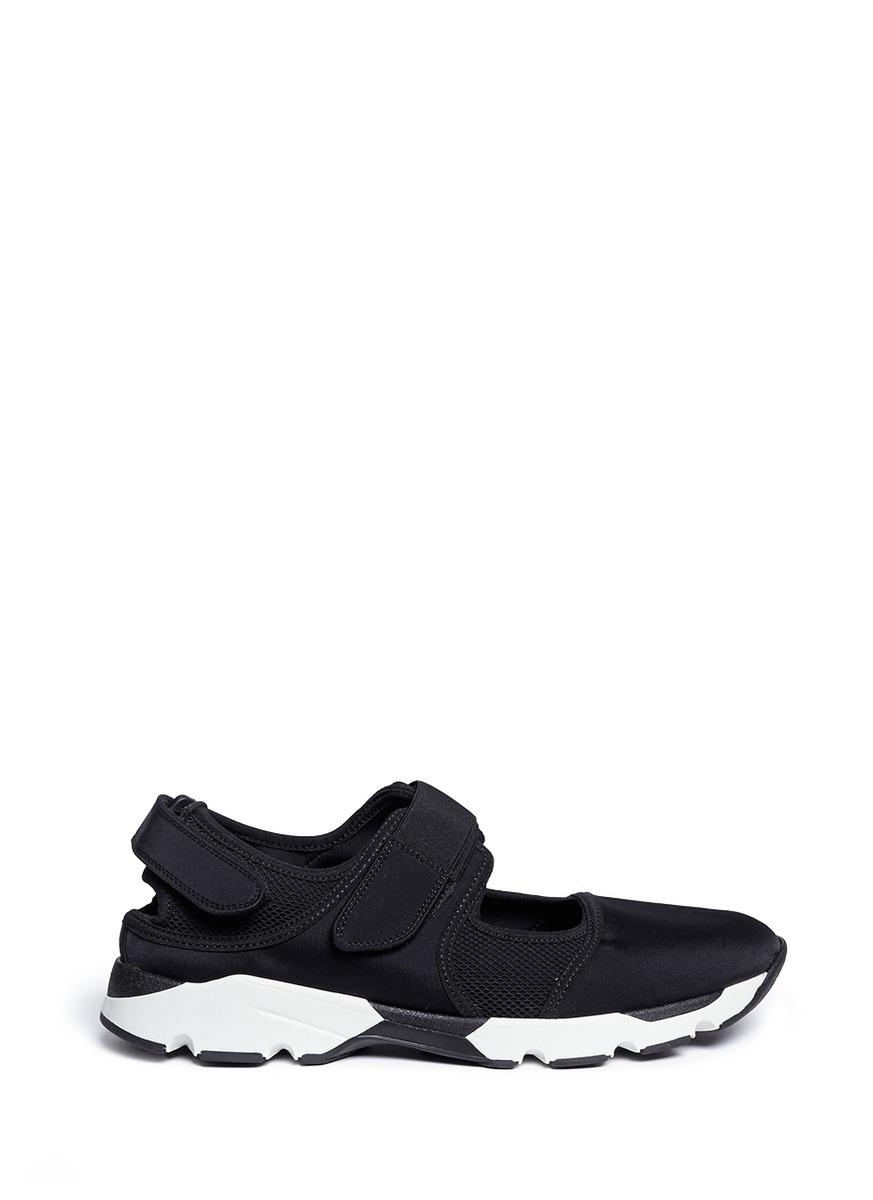 Chaussures De Sport En Néoprène Marni - Noir QdjD5AAbvE
