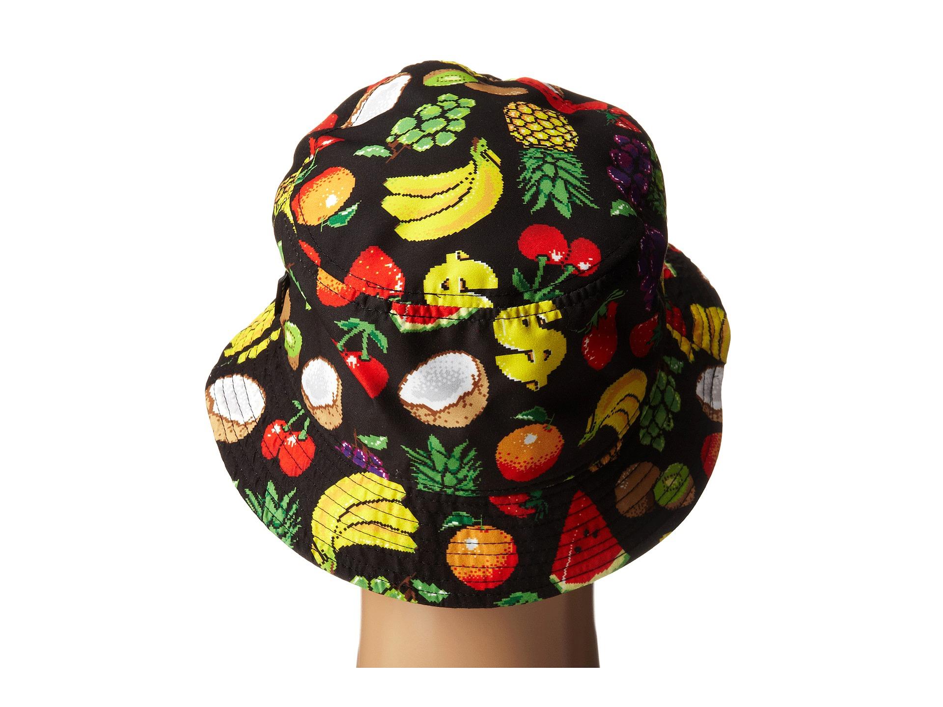 550d91a5b15 Lyst - Neff Hard Fruit Bucket Hat