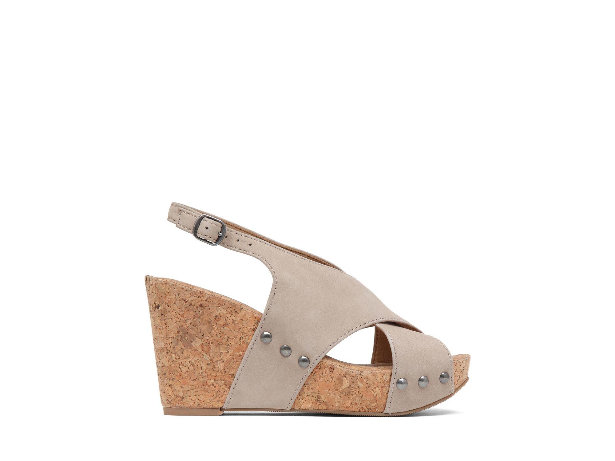 lucky brand open toe platform wedge sandals minari in