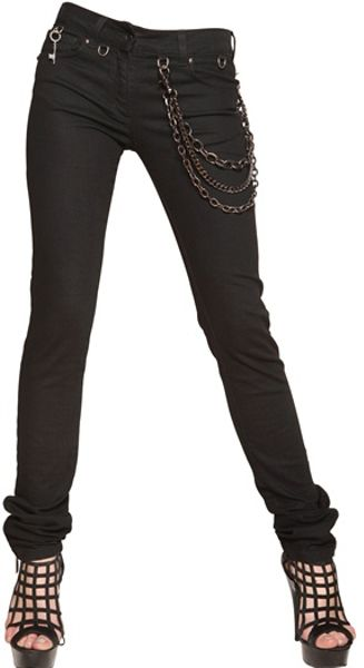 Skinny Black Jeans Women