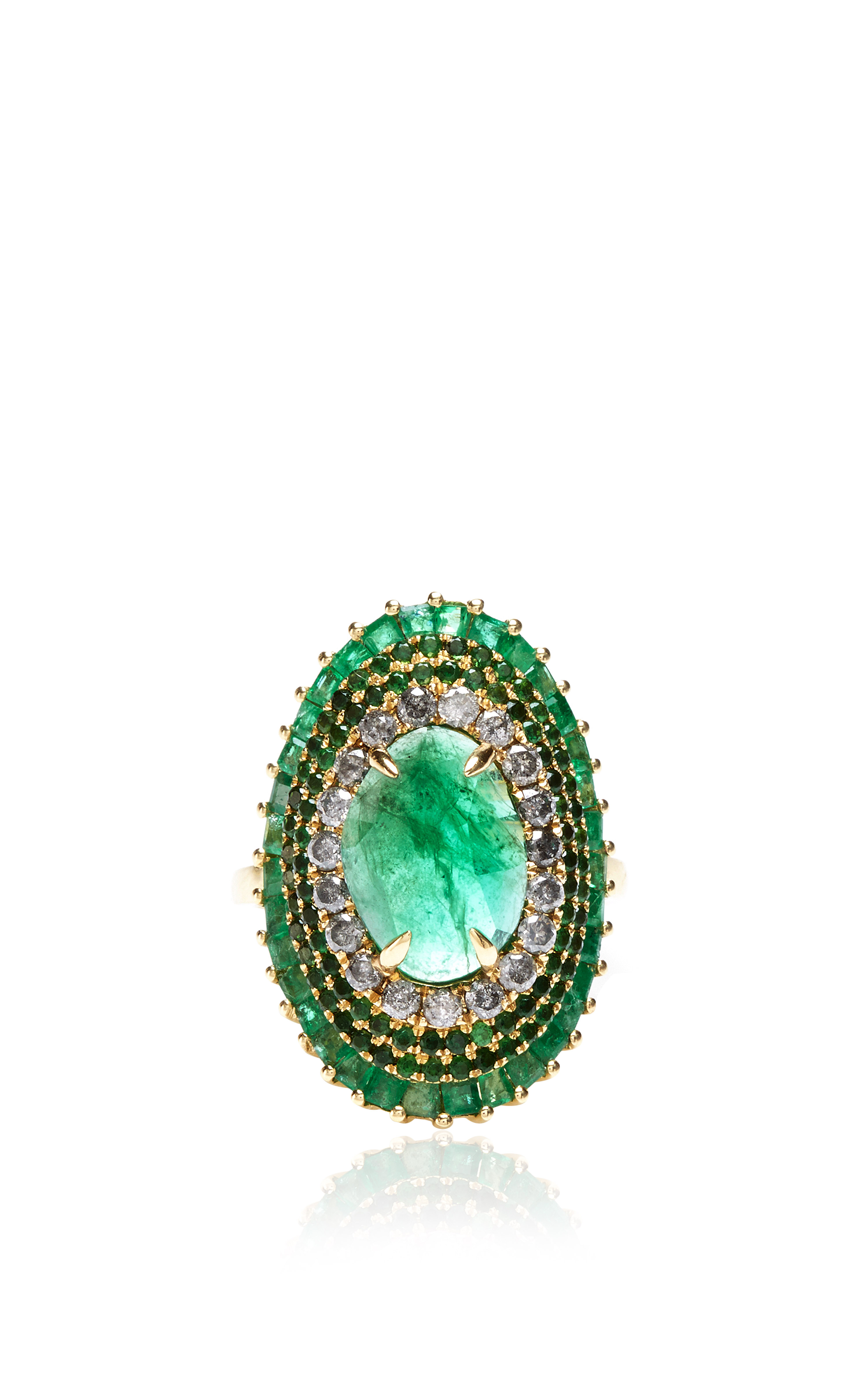 cushion gold tourmaline tw in with cut ring diamonds rings pin green white