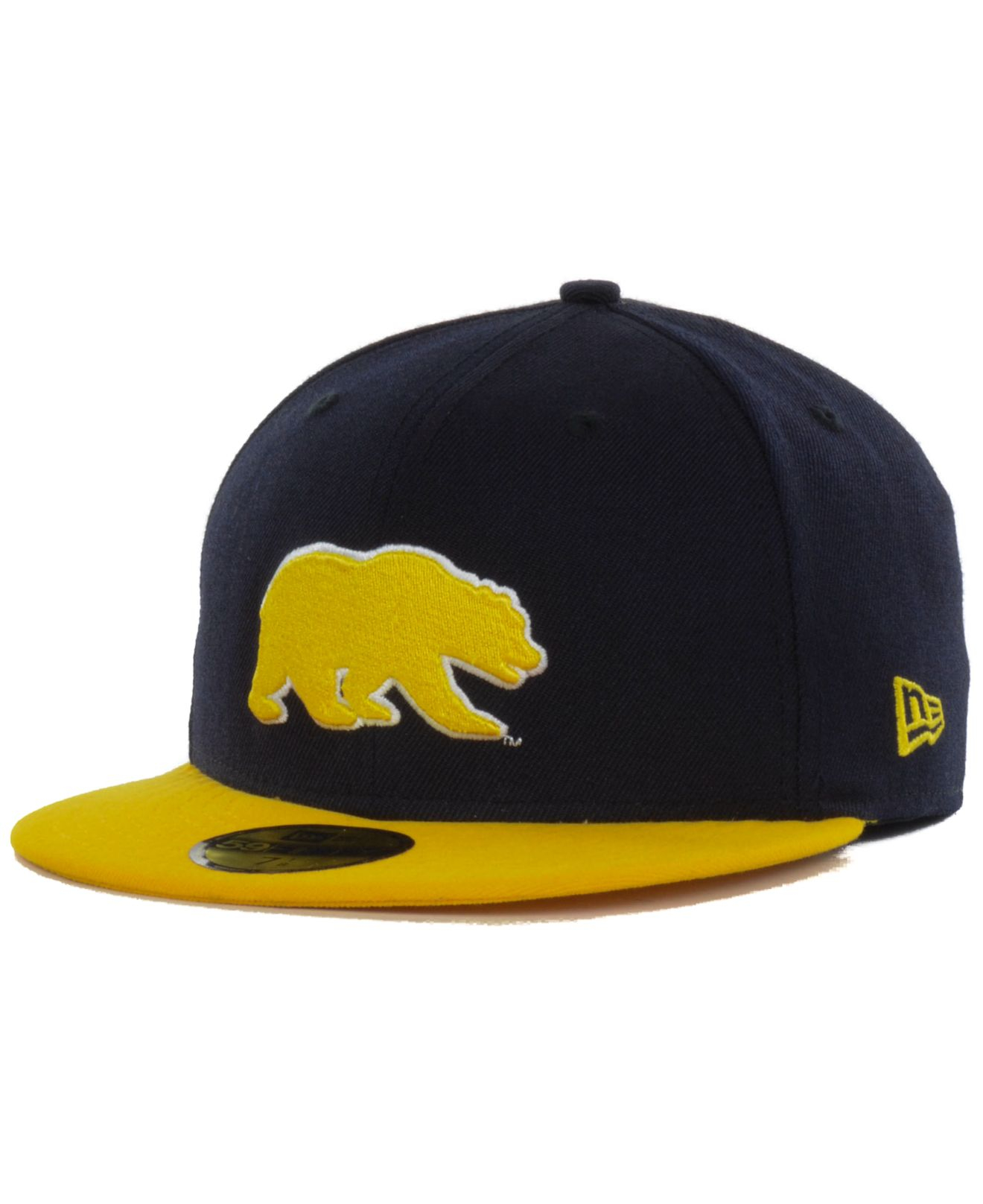 Lyst Ktz California Golden Bears Ncaa 2 Tone 59fifty Cap