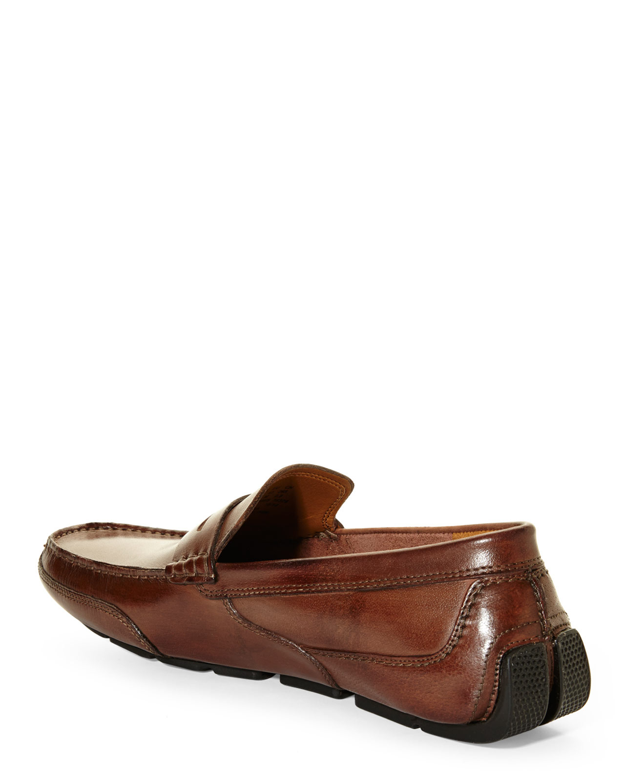 263b3355abc Lyst - Clarks Ashmont Way Penny Loafers in Brown for Men