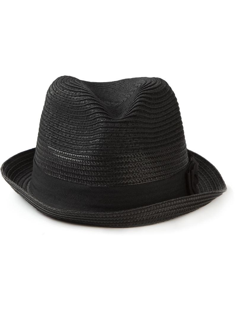 48e3af9af8c Lyst - DIESEL  Citsuyer  Hat in Black for Men