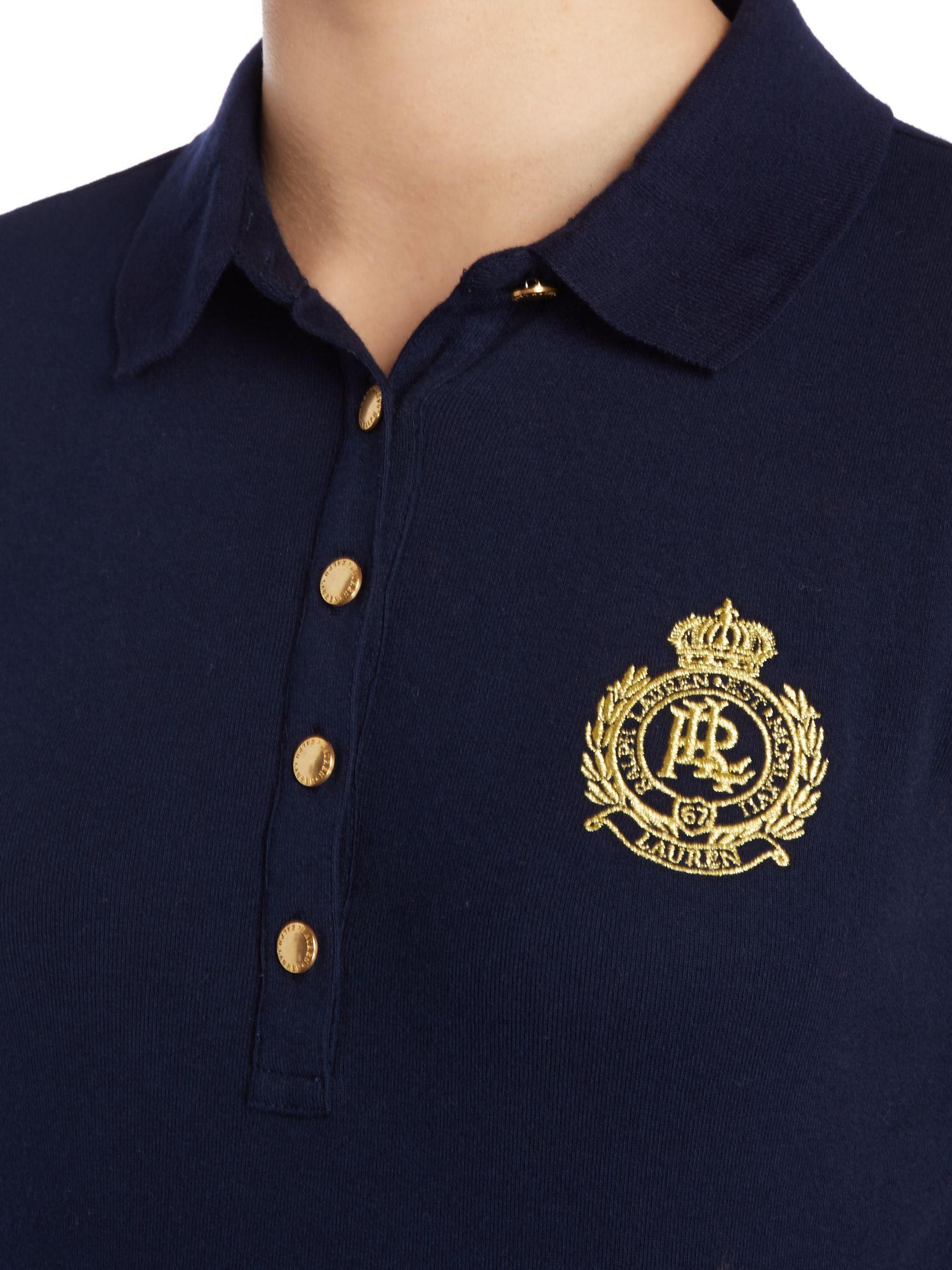 ralph lauren blue ralph lauren emblem