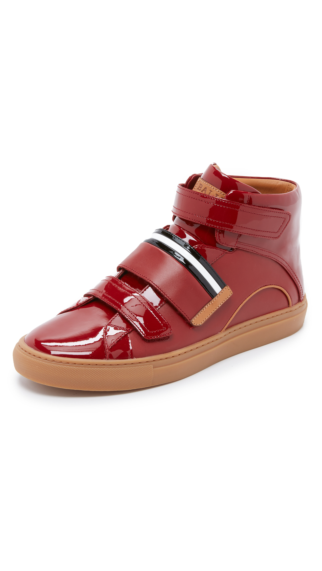 Bally Patent Leather Shoes