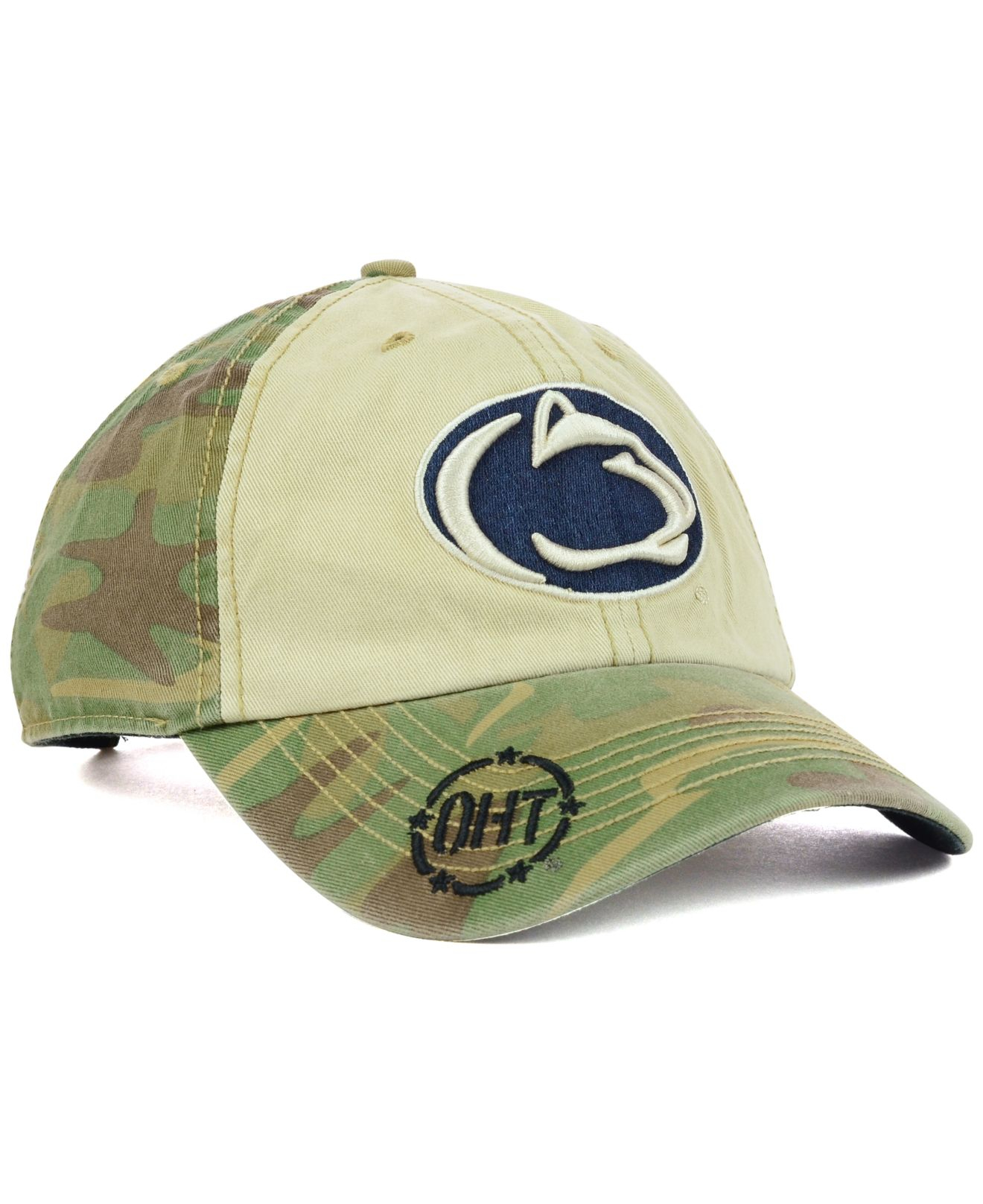 c3598a8b1d2c9 Lyst - 47 Brand Penn State Nittany Lions Oht Gordie Clean Up Cap in ...