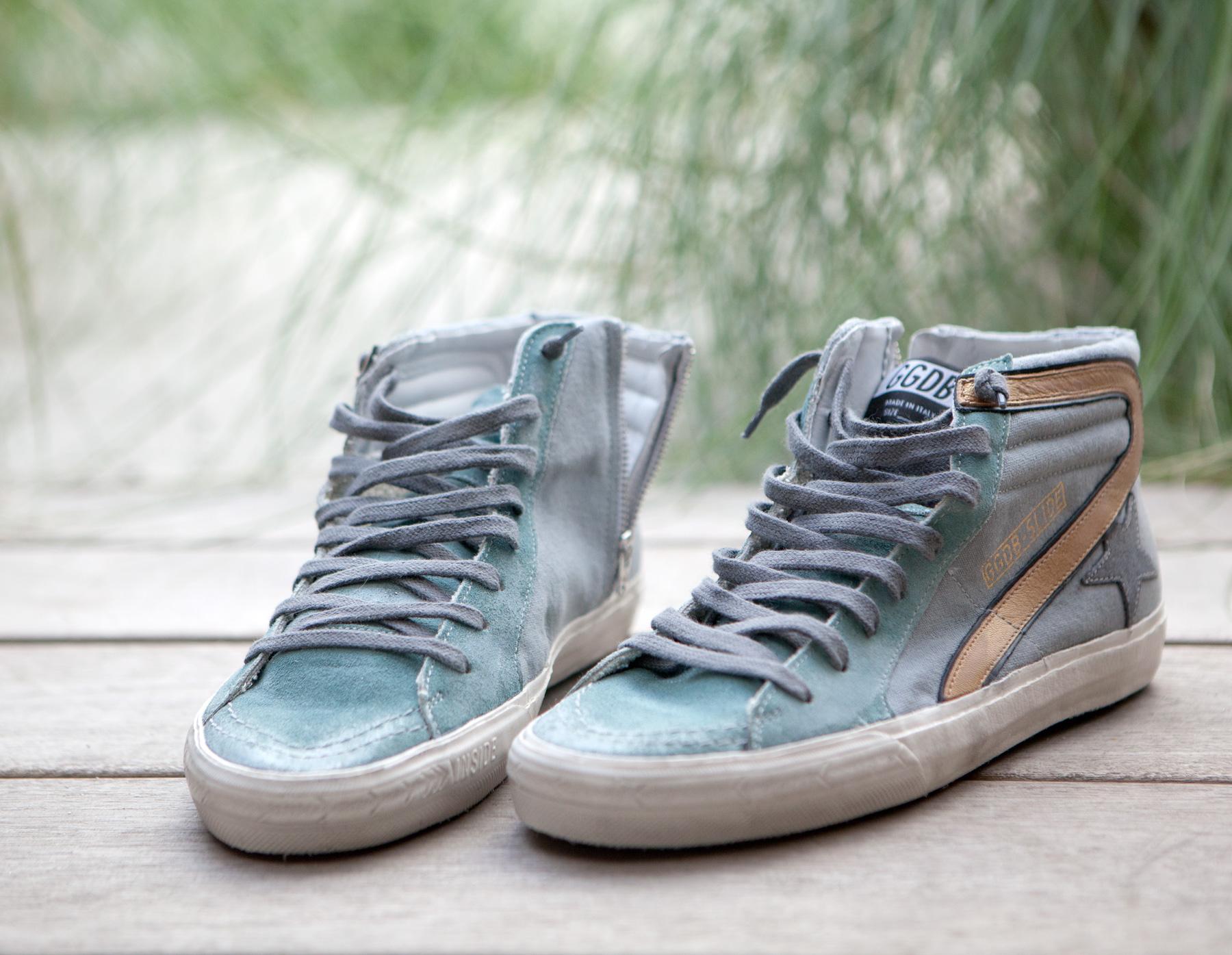 Golden GooseMen's 'Slide' Sneaker 6iDoLtz