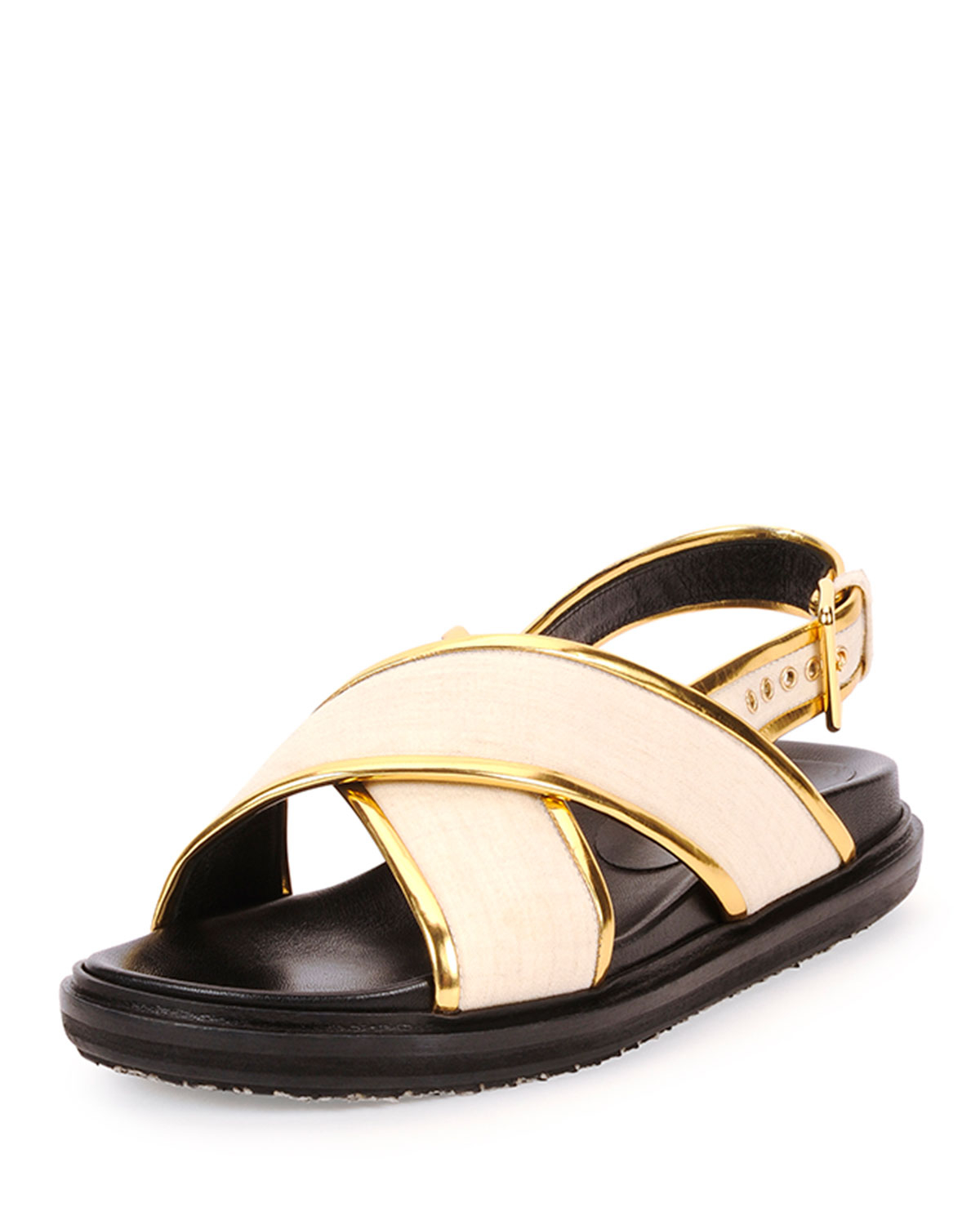 clearance online ebay Marni Woven Lace-Up Sandals buy cheap collections outlet genuine geniue stockist online marketable online JLi5a