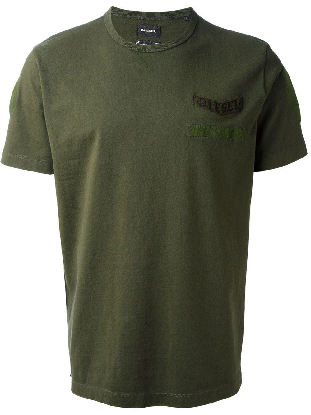 Diesel Designer Shirts