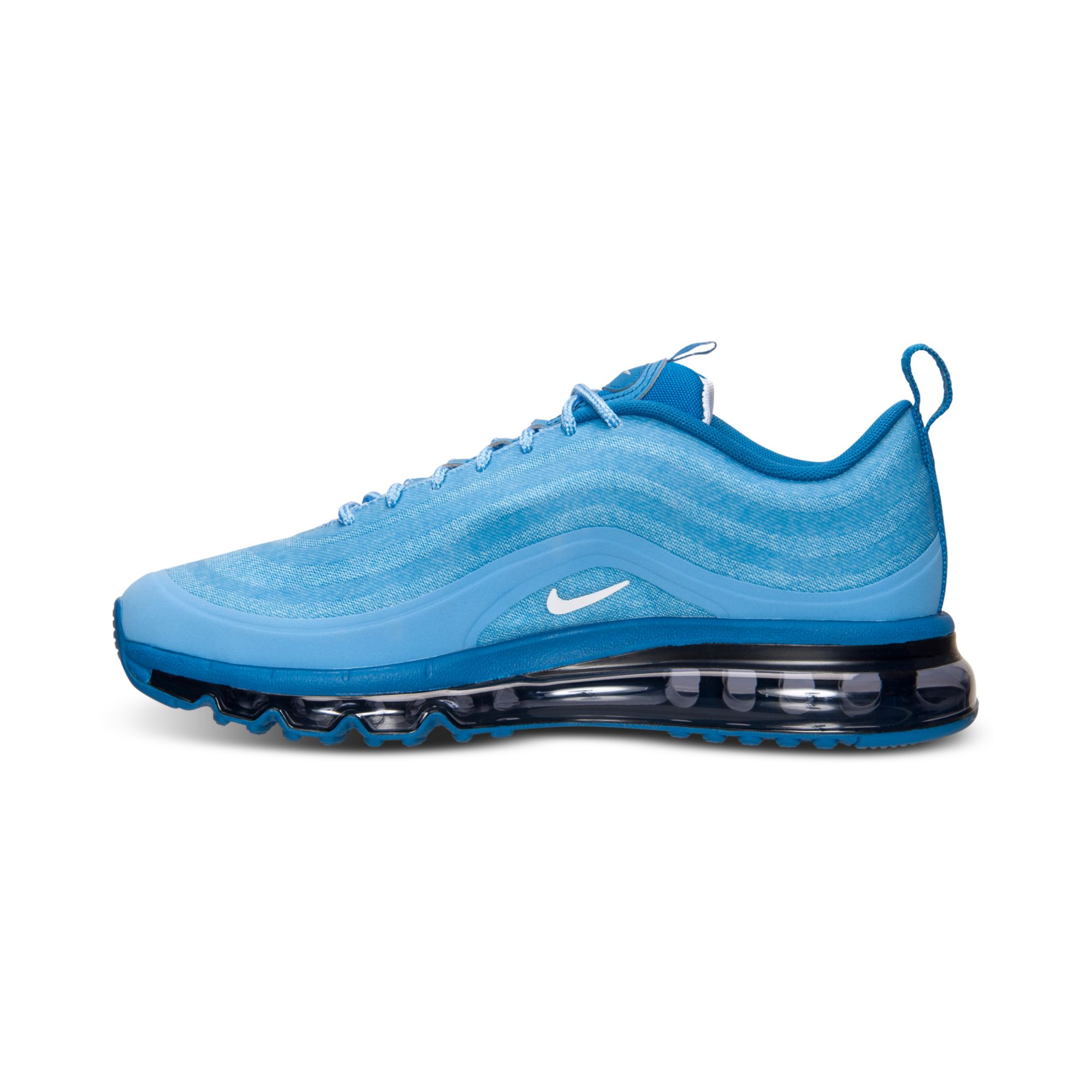 Lyst - Nike Mens Air Max 97 Running Sneakers From Finish Line in ... c332eba75f53
