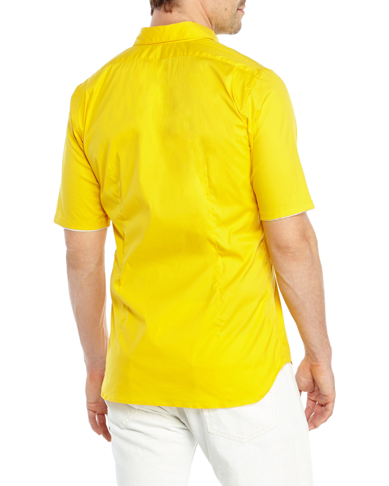 Yellow Dress Shirts for Men at Macy's come in a variety of styles and sizes. Shop top brands for Men's Dress Shirts and find the perfect fit today.