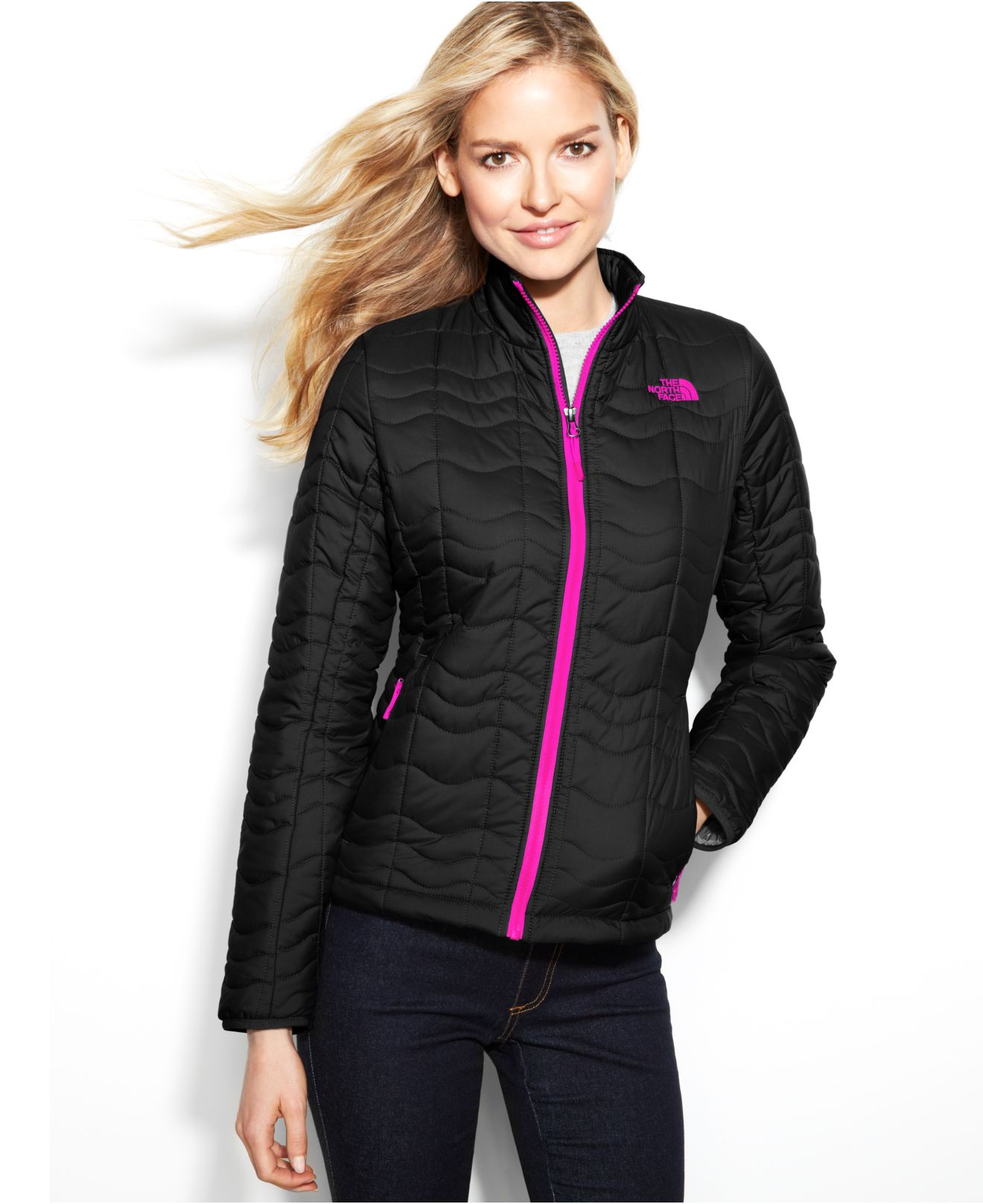 Lyst The North Face Bombay Quilted Jacket In Purple