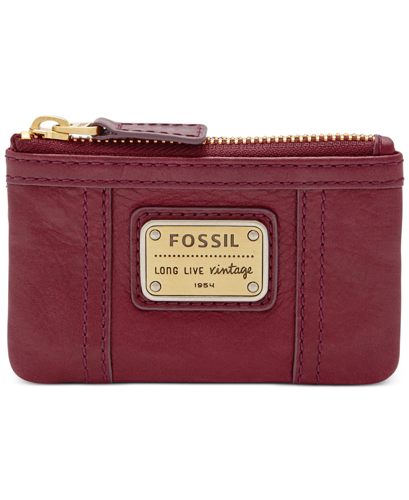 a99b7f118788 Fossil emory zip coin case - Dentacoin subreddit movies