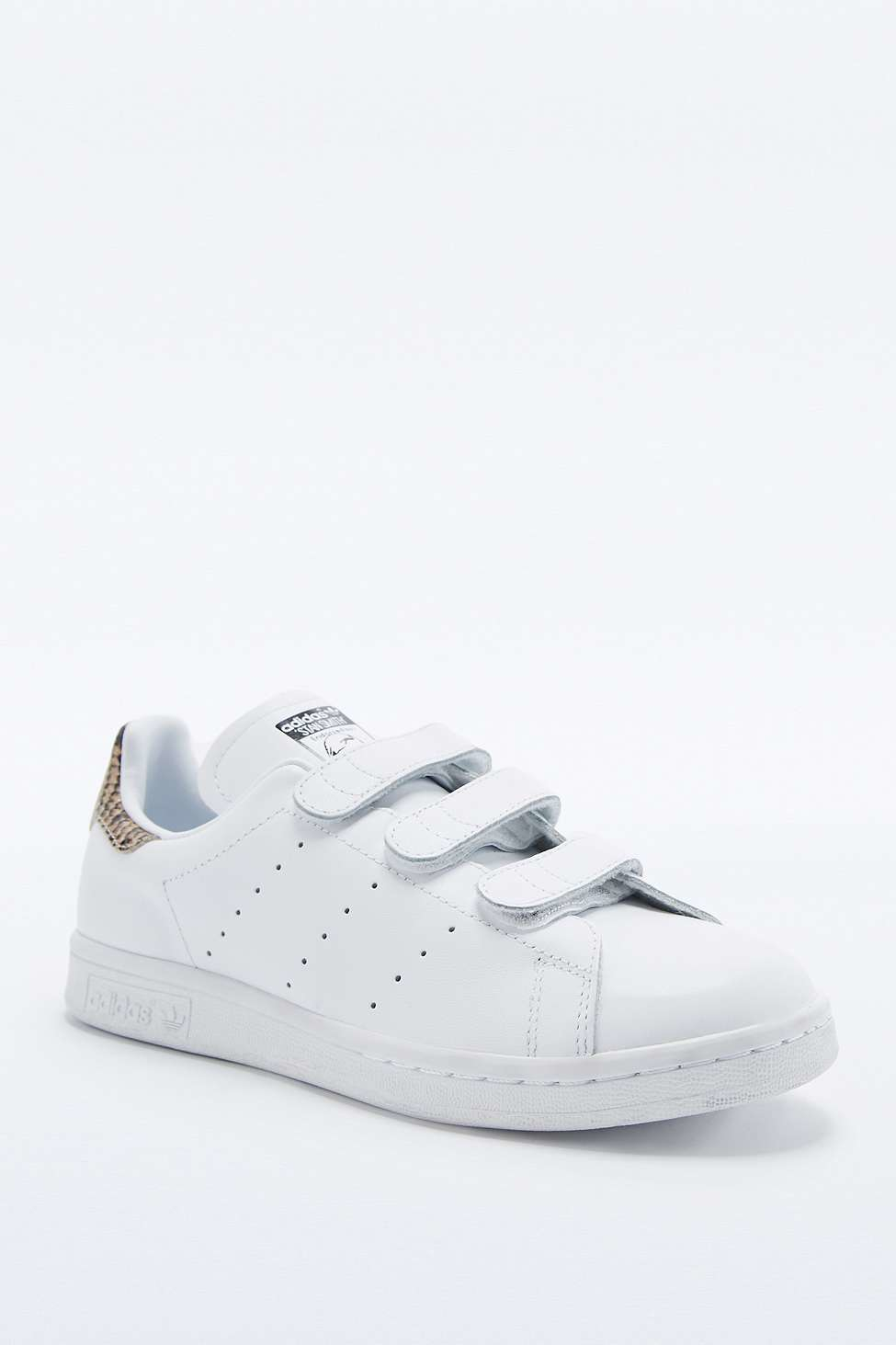 adidas Originals STAN SMITH - Trainers - white nNaivuN8Ui