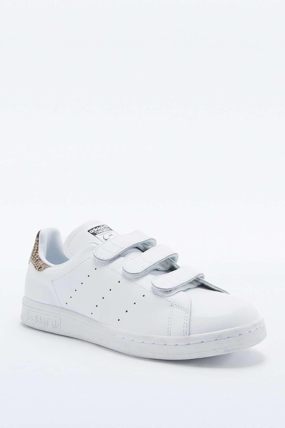 adidas Originals STAN SMITH - Trainers - white T9UeDMxzu