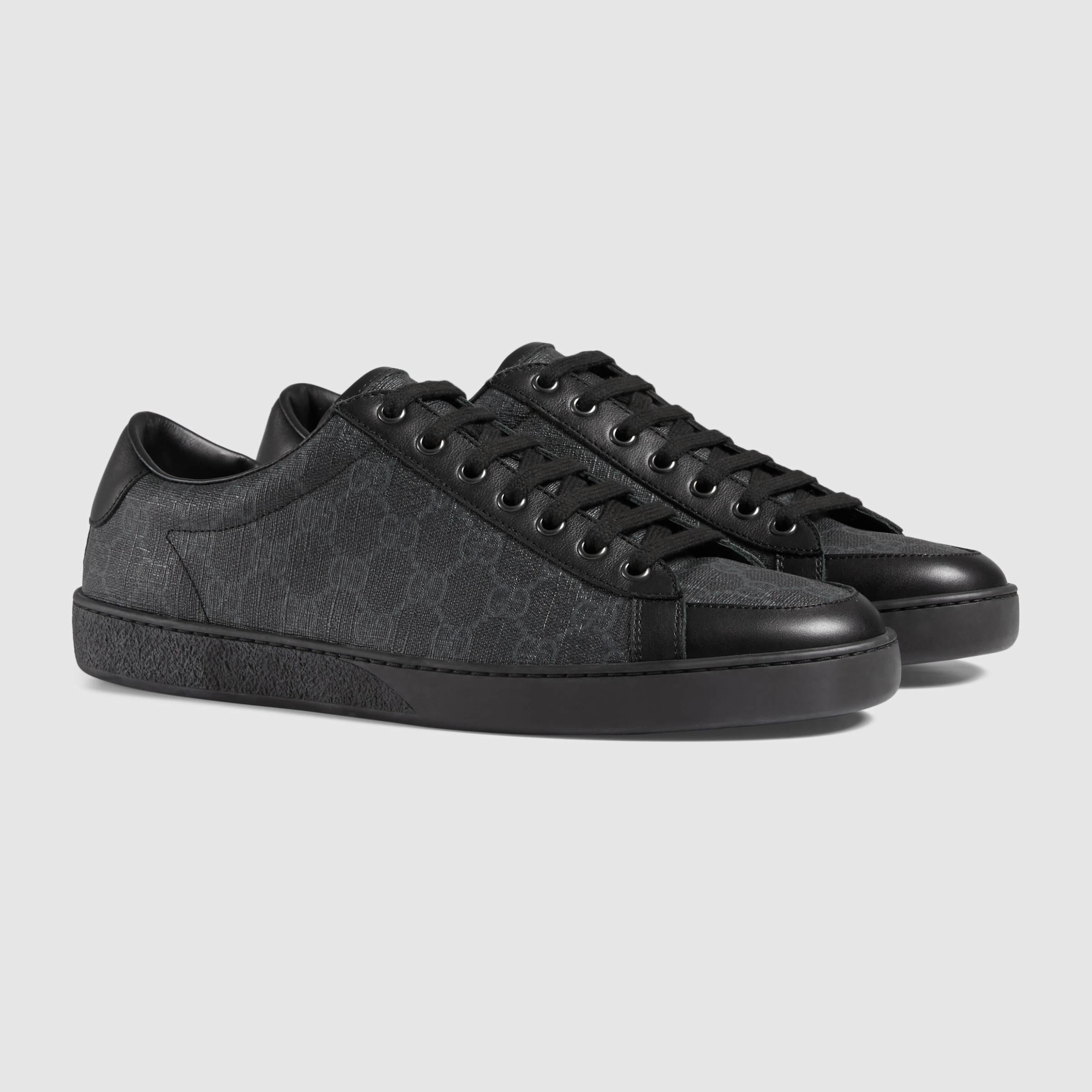f9ce66f33f333 Gucci Sneakers For Men. Lyst - Gucci Gg Supreme ...