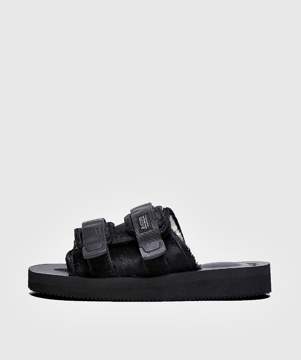 07e6b438dbee Lyst - Suicoke Moto Vhl Vibram Sandal in Black for Men