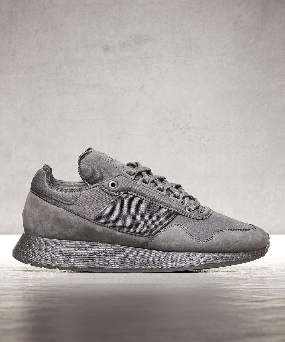 pretty nice d9ca3 67847 adidas. Mens Gray New York Present Arsham Trainer