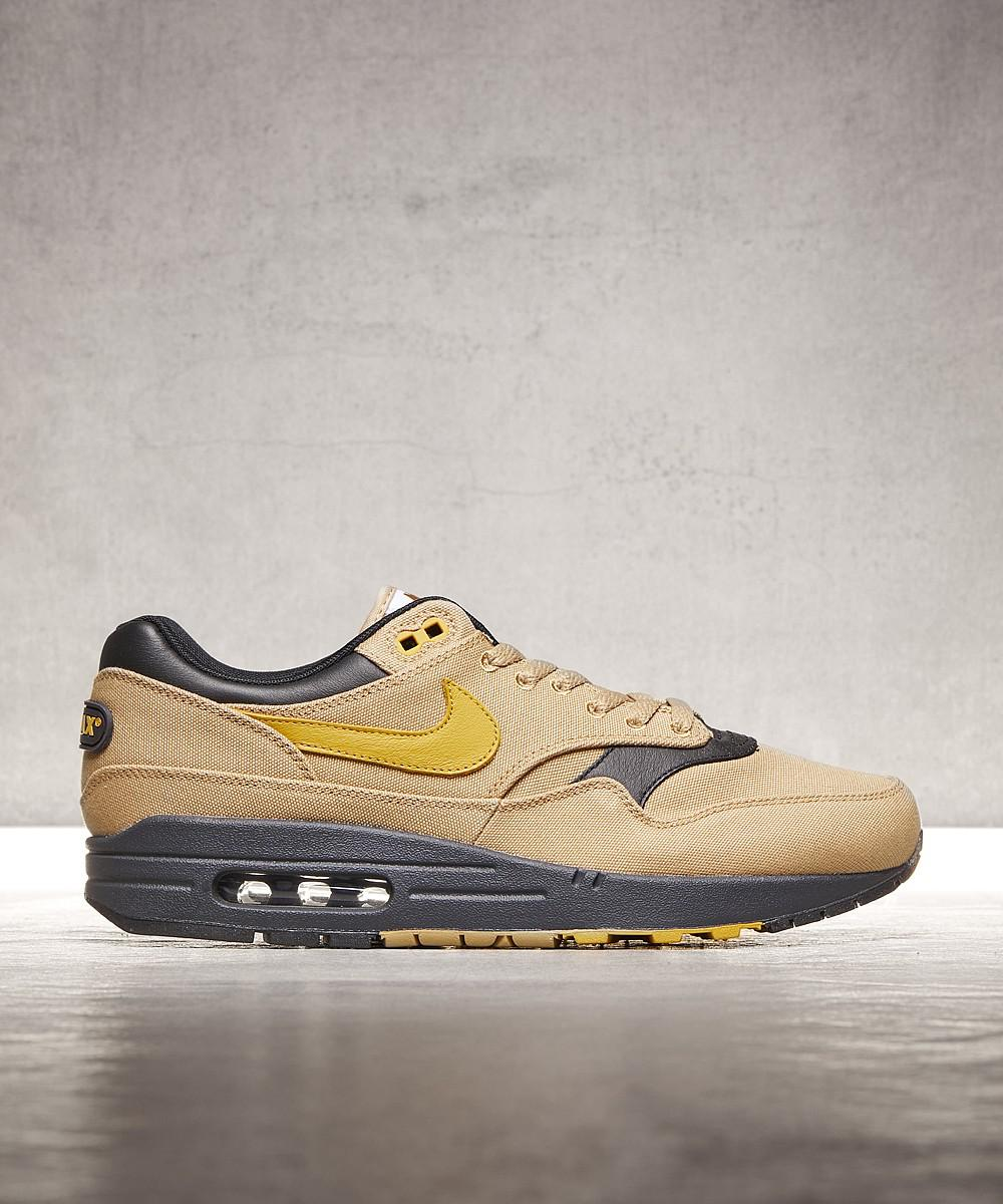 2cc17d400f Nike Air Max 1 Premium Trainer in Metallic for Men - Lyst