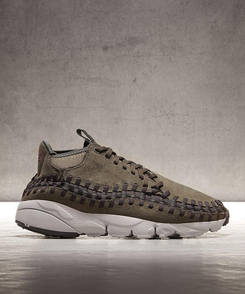 check out 26ef7 a2bff Nike. Men s Air Footscape Woven Chukka Trainer