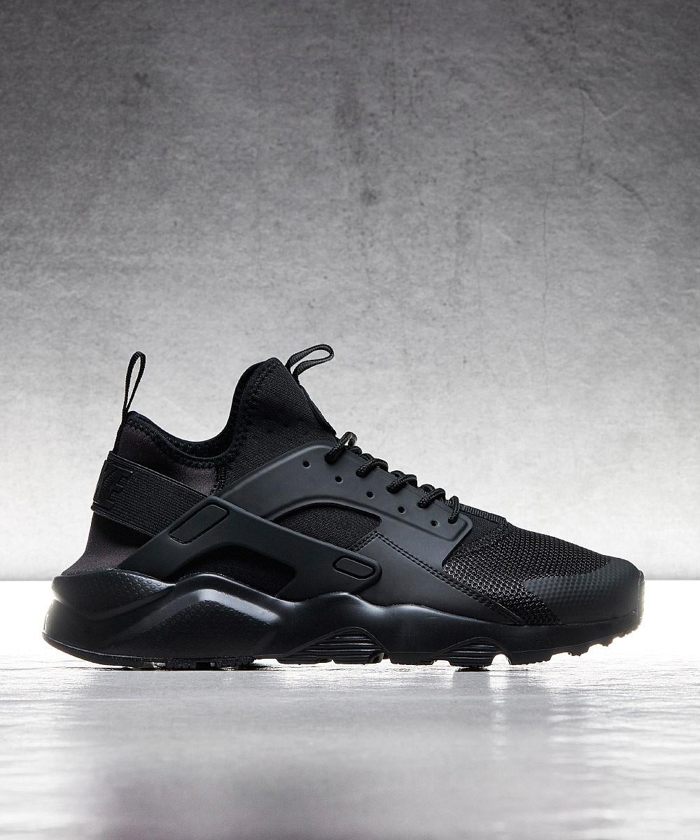 online retailer 2d0da 3f73d Nike. Men s Black Air Huarache Run Ultra Trainer