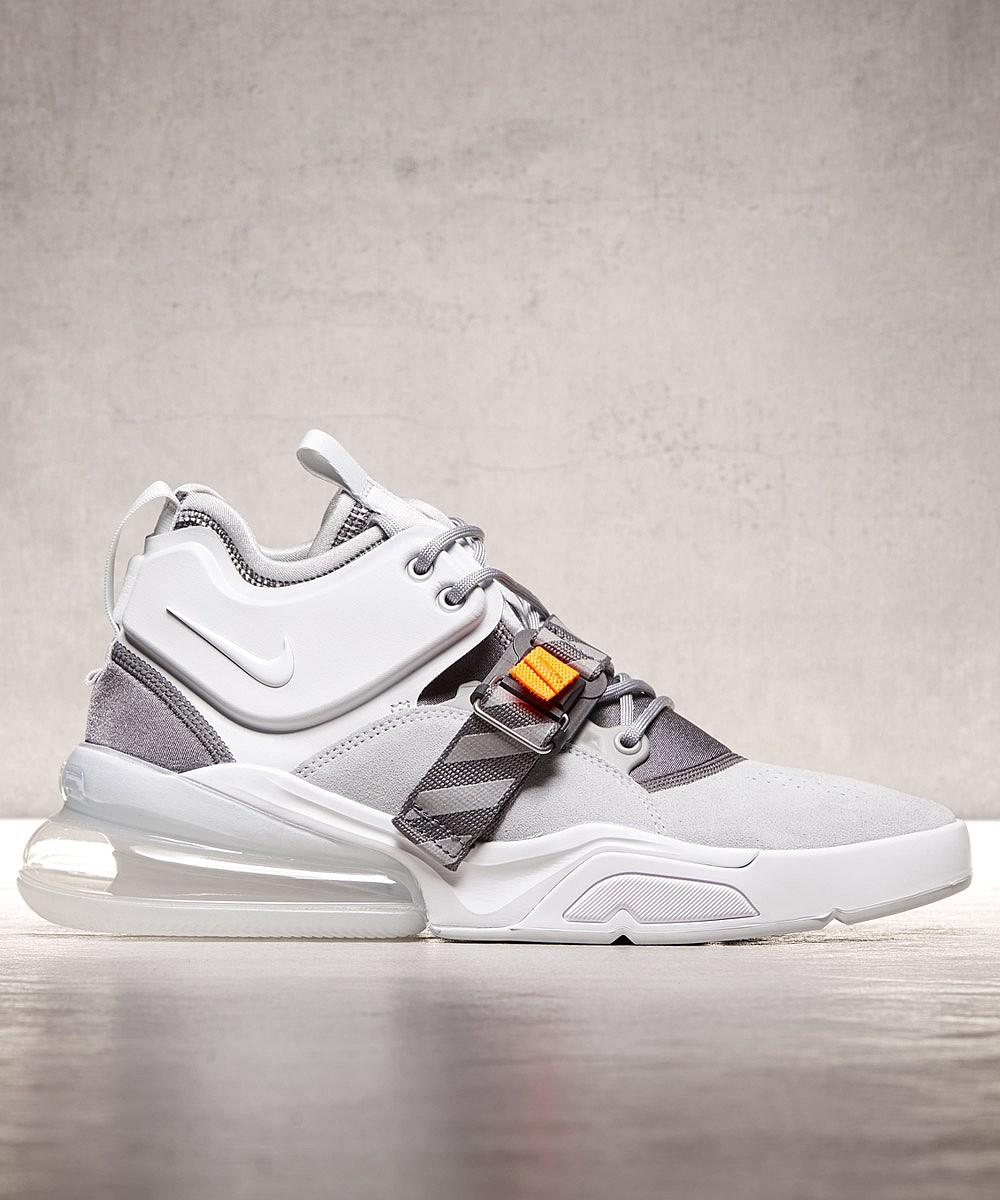 cdf8e8749b61d Lyst - Nike Air Force 270 Trainer in Gray for Men
