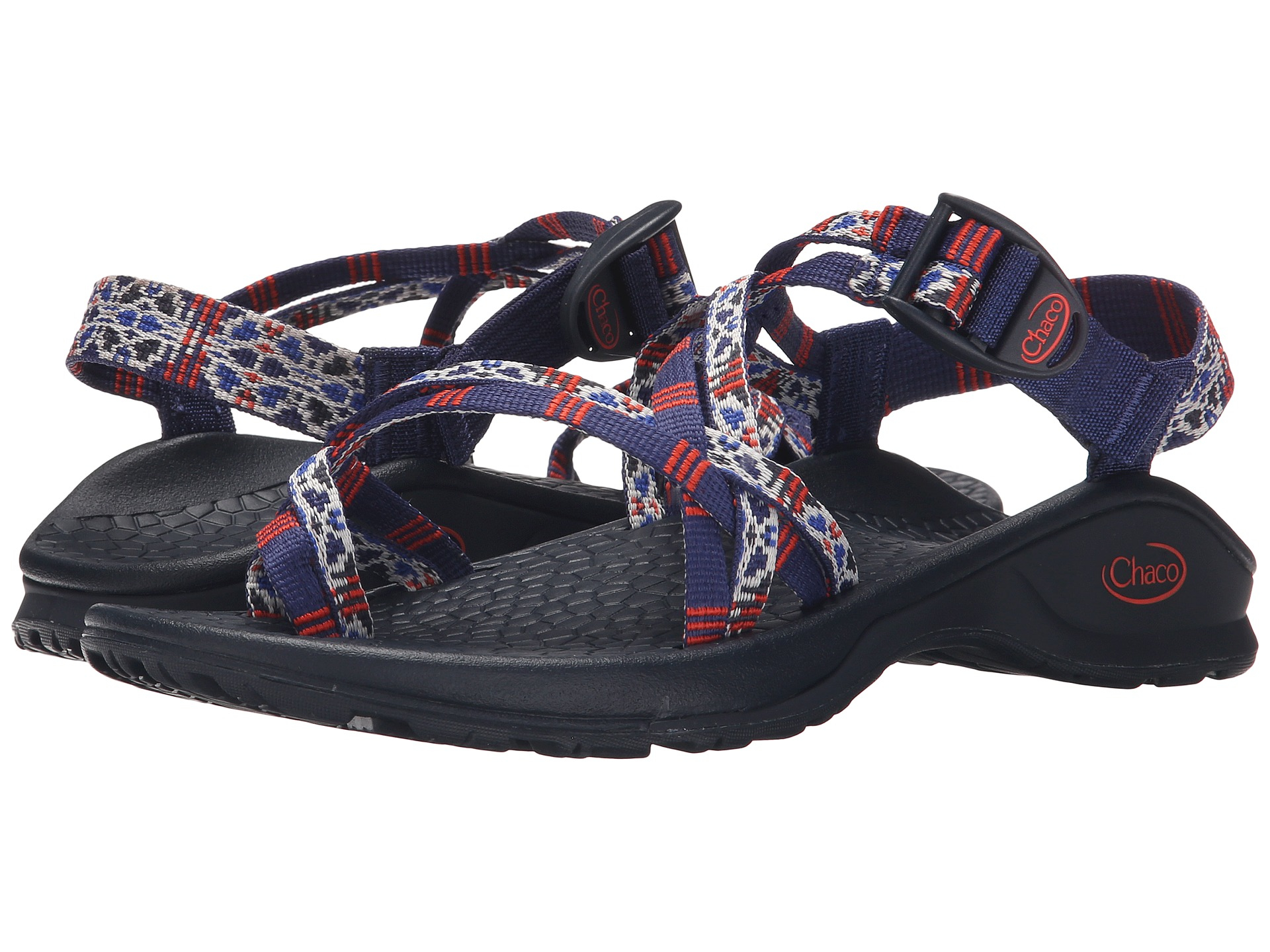 315144e3d2c2 Lyst - Chaco Updraft Ecotread™ X2 in Red