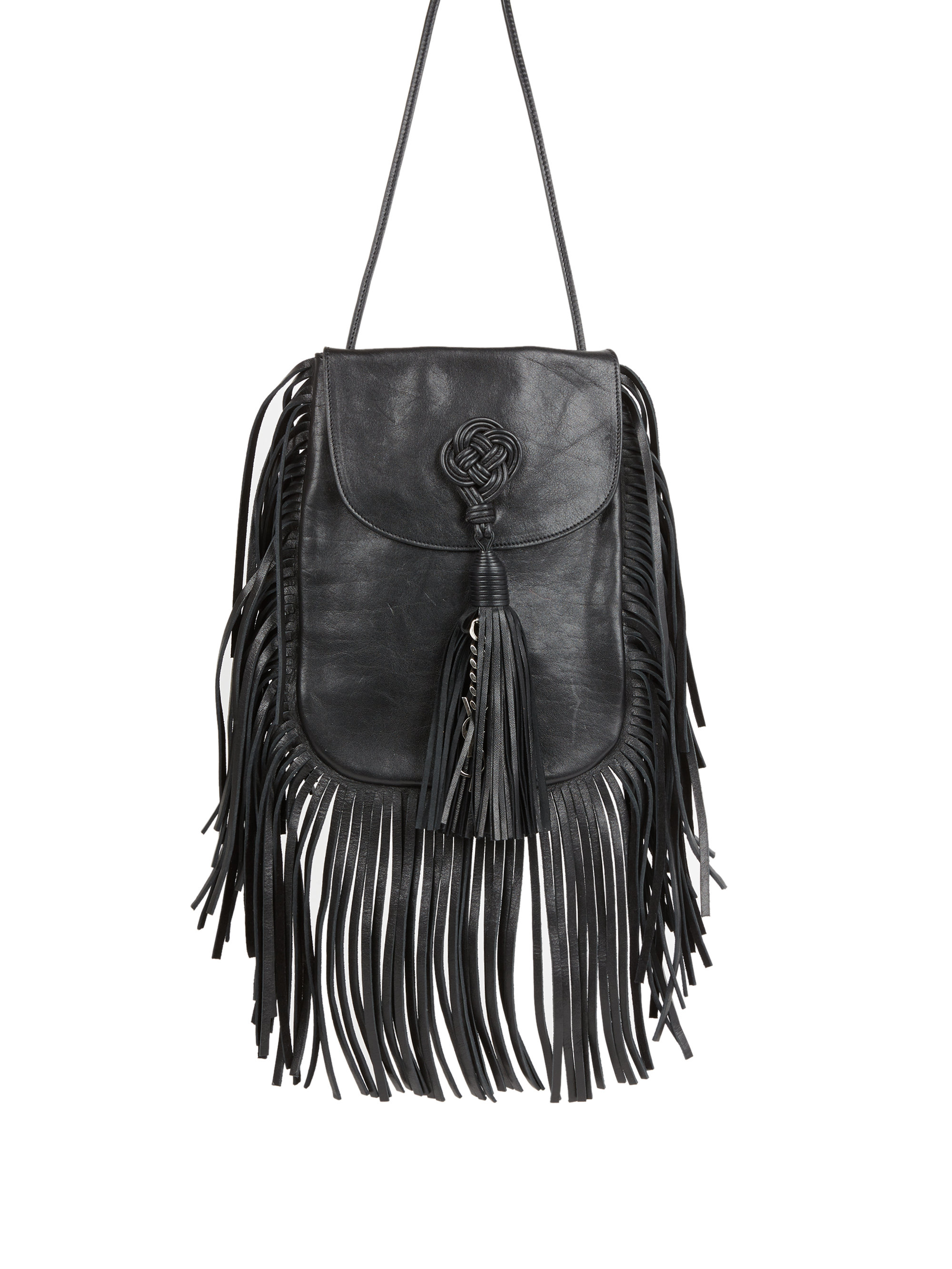 Gallery. Previously sold at: Saks Fifth Avenue · Women's Fringed Bags