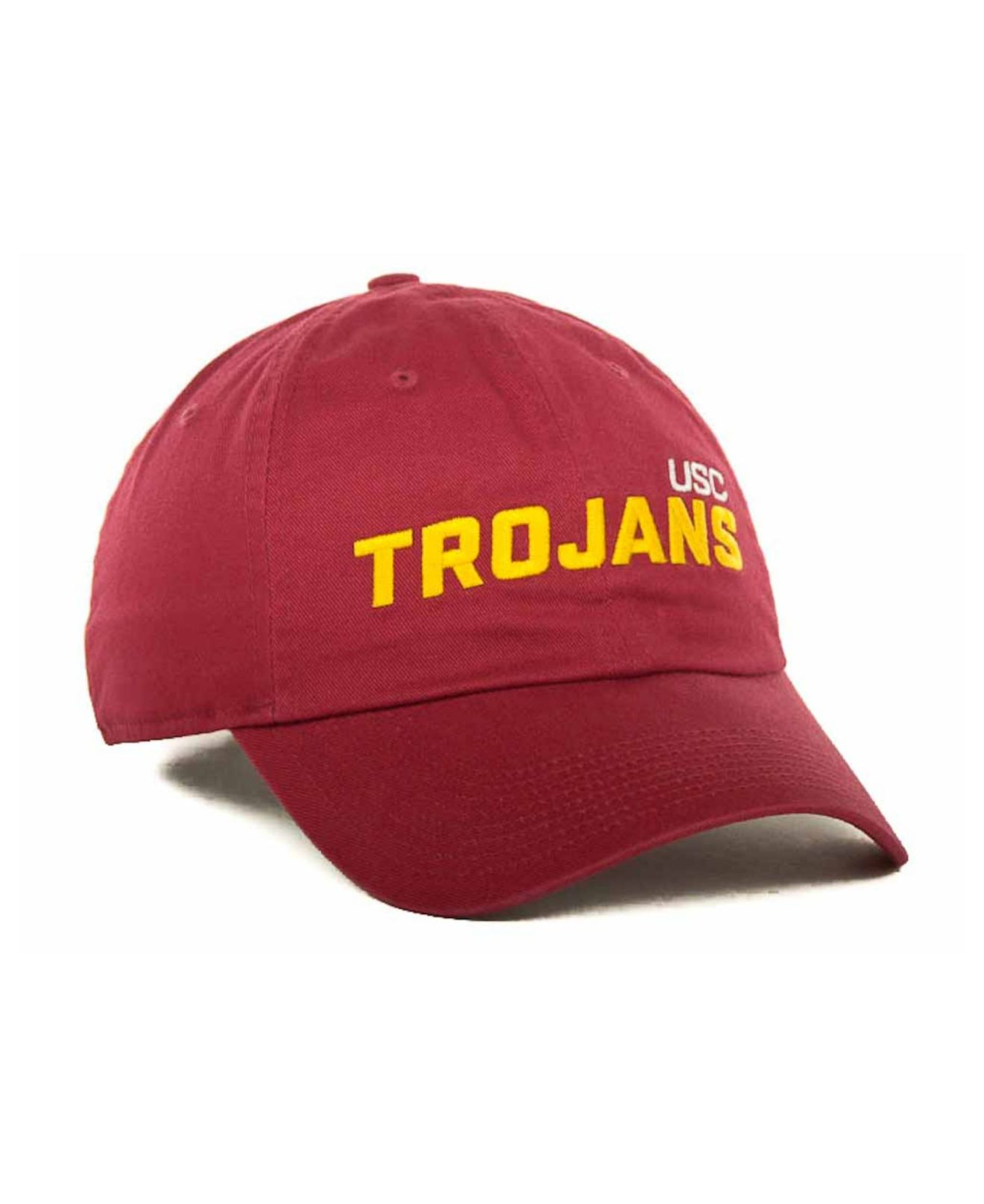 bad4af0d ... real lyst nike usc trojans heritage 86 campus cap in red for men b5126  a756a