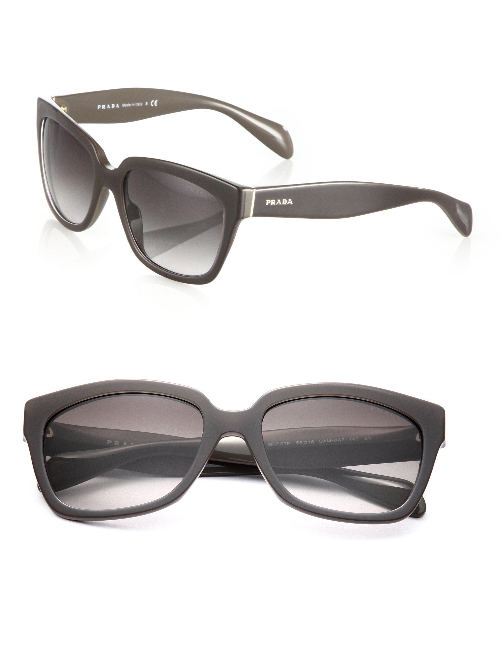 9fda00024b3 Prada Square Aviator Sunglasses « Heritage Malta