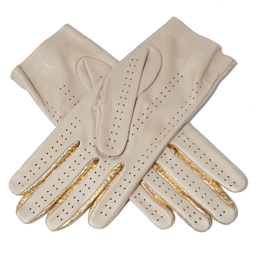 Patent leather driving gloves - Gallery Women S Leather Gloves