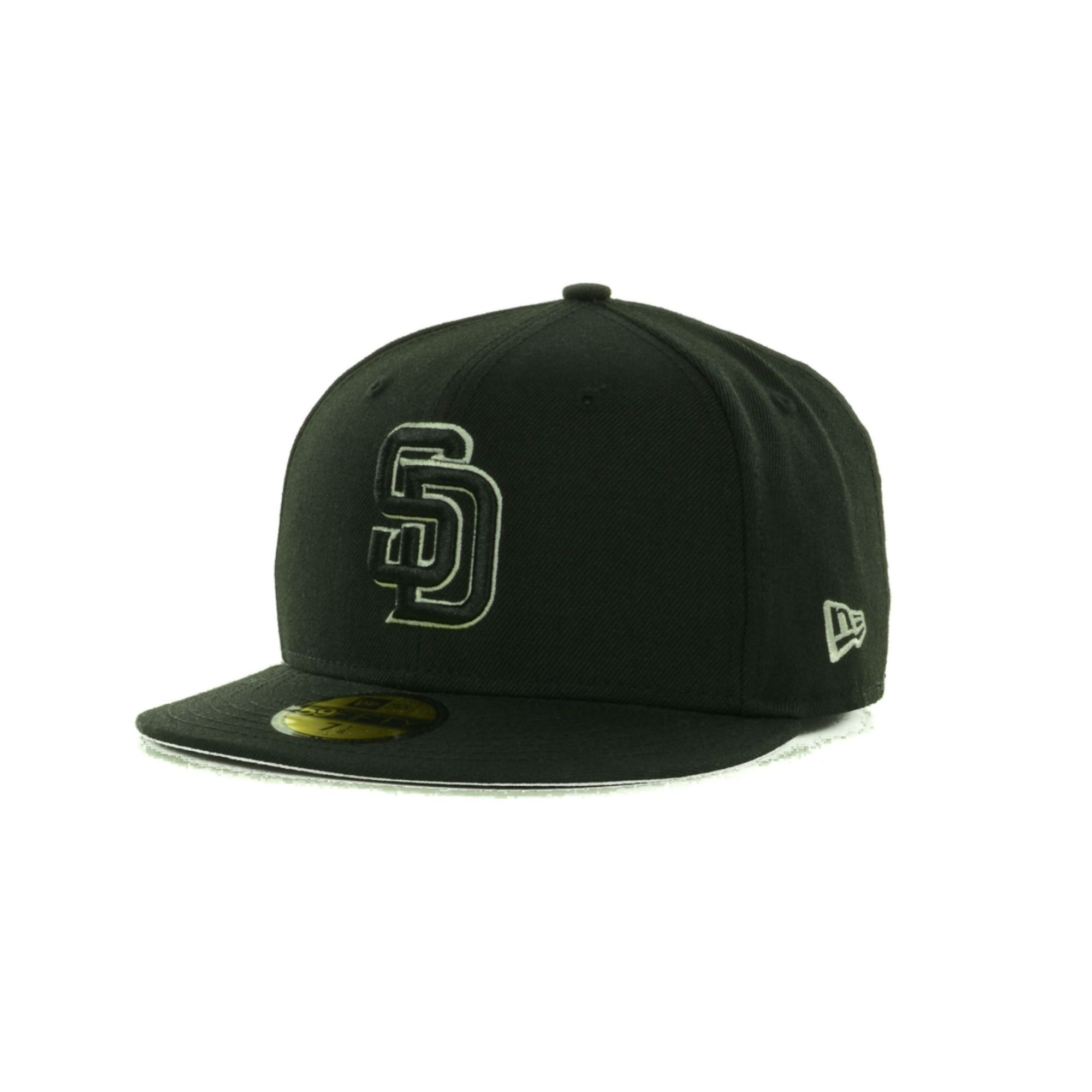separation shoes 64bf8 87e70 ... dub new era 20685647 red cap 2806d f60c5  hot ktz san diego padres mlb  black on color 59fifty cap in black for men b4aed