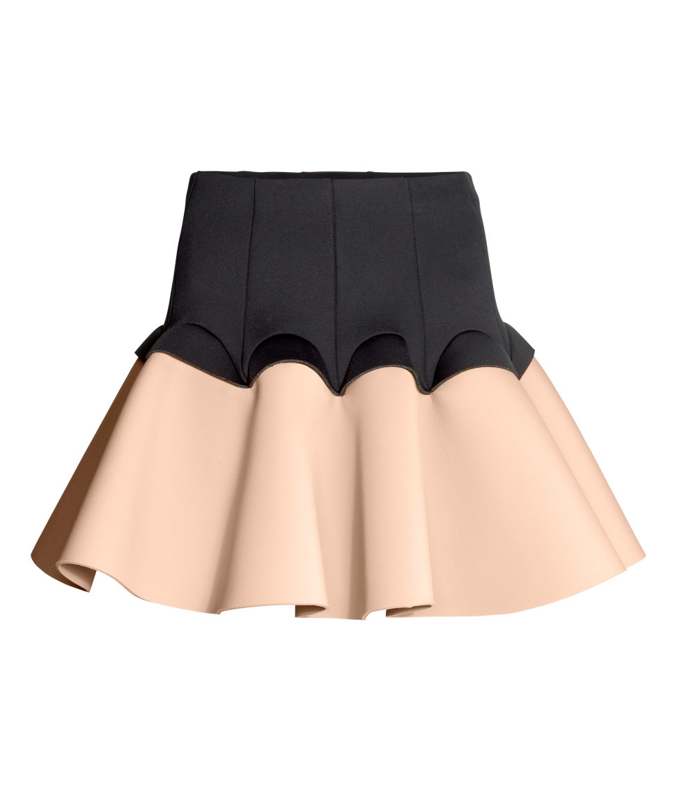 Gallery Womens Ruffle Mini Skirts