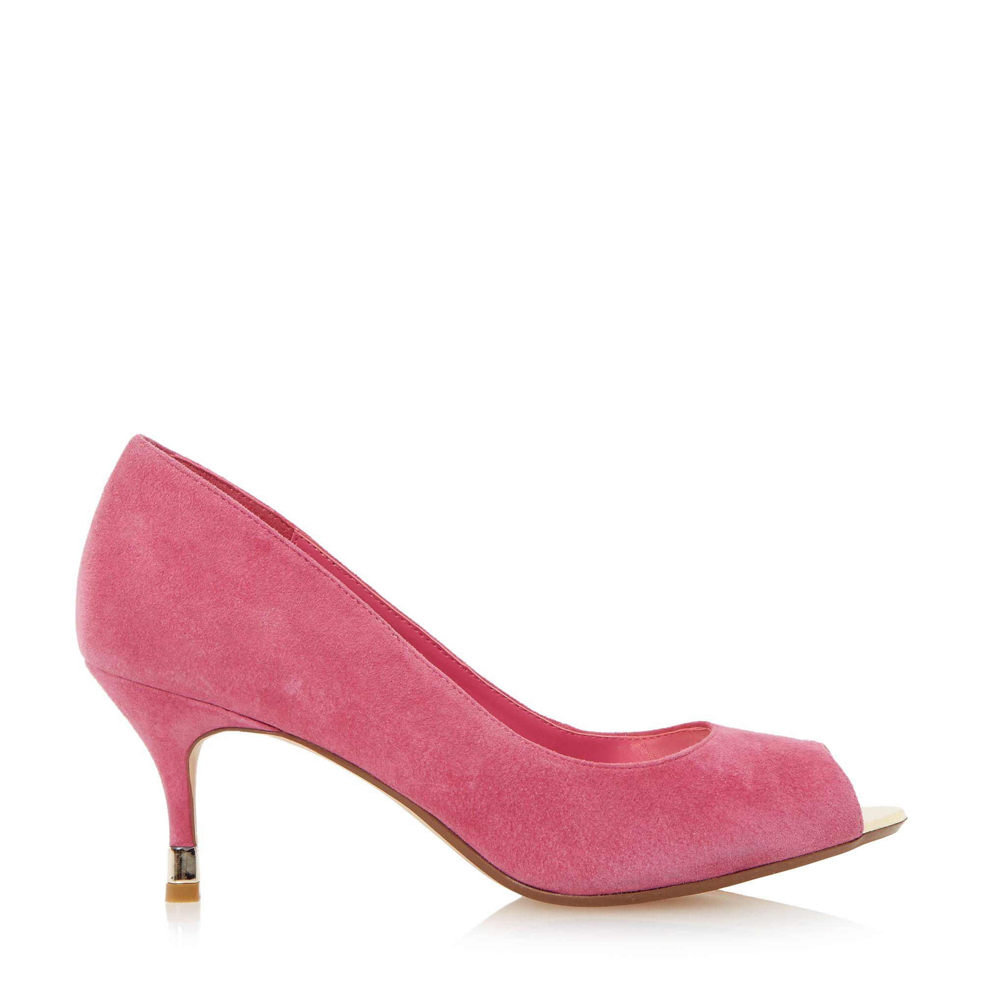 Kitten Heels Pink