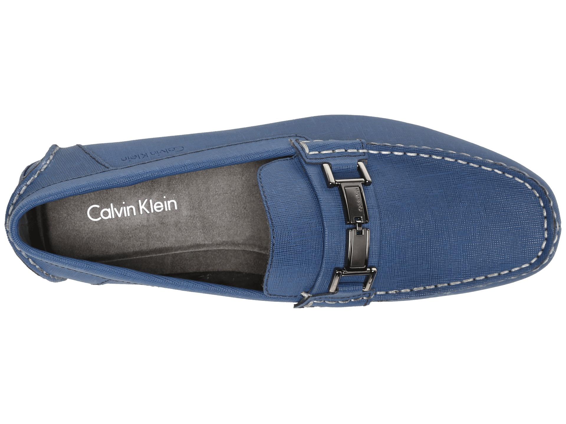 e7417c8129b Lyst - Calvin Klein Magnus in Blue for Men