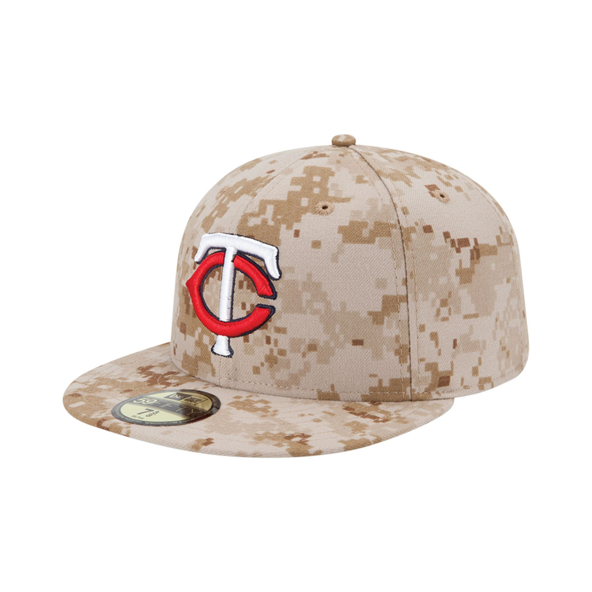 28c7ac1acc8 Lyst - KTZ Minnesota Twins Mlb Memorial Day Stars Stripes 59fifty ...