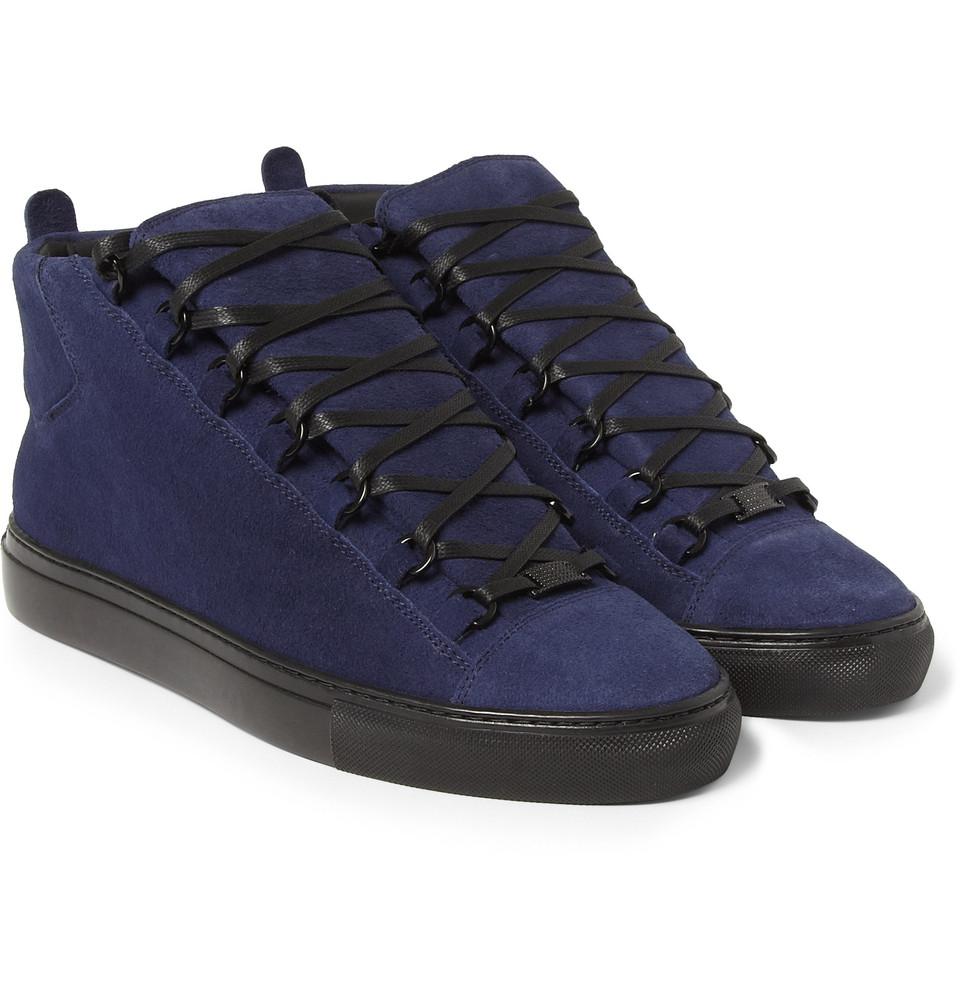Men S High Shine Shoes