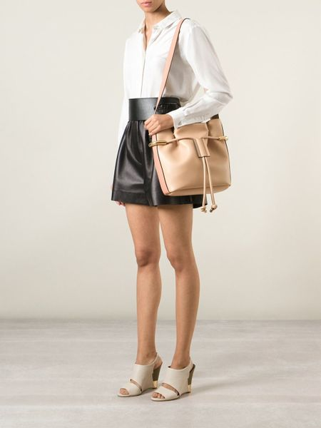 Emma Leather Shoulder Bag 103