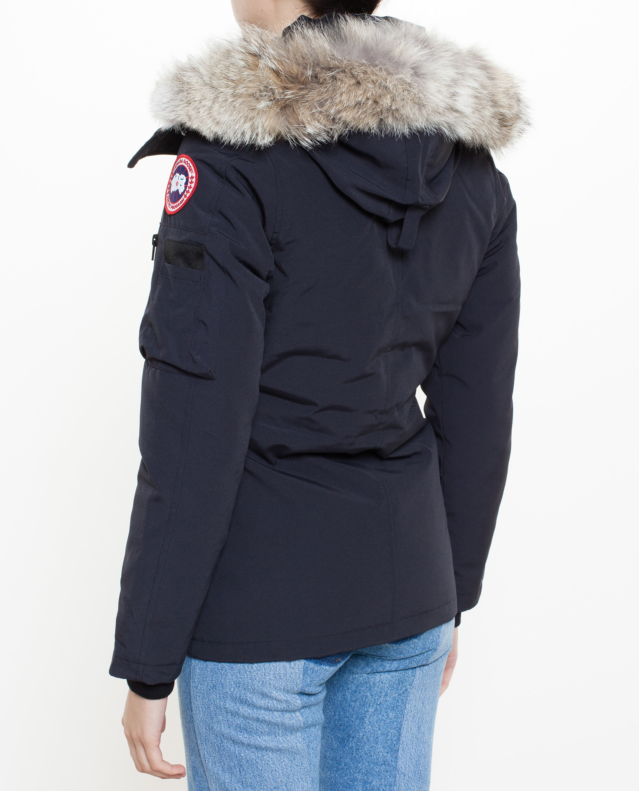 3c54a0be9dc Canada Goose Montebello Parka in Blue - Lyst