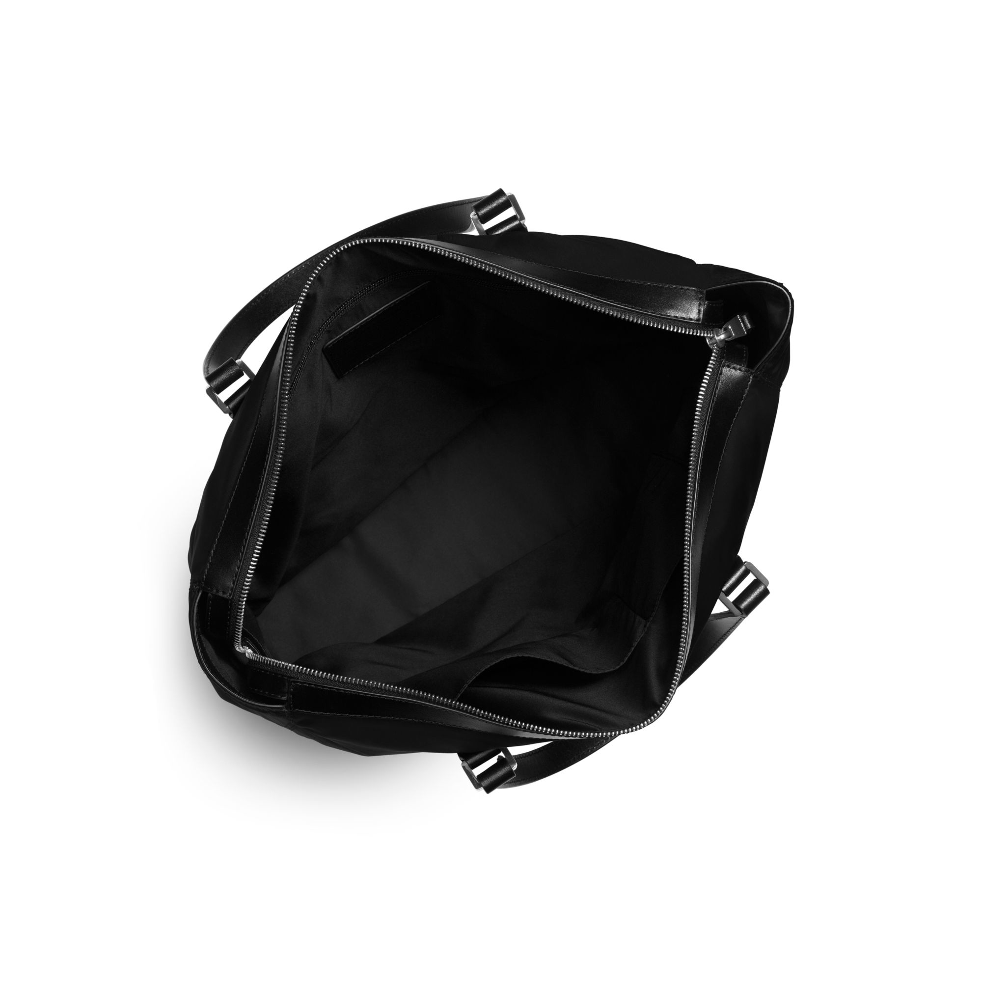 Bolsa Michael Kors Nylon : Michael kors kent large nylon tote in black for men lyst